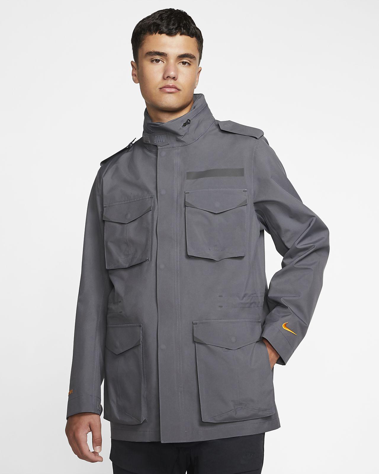 ナイキ ゴアテックス M65 メンズジャケット