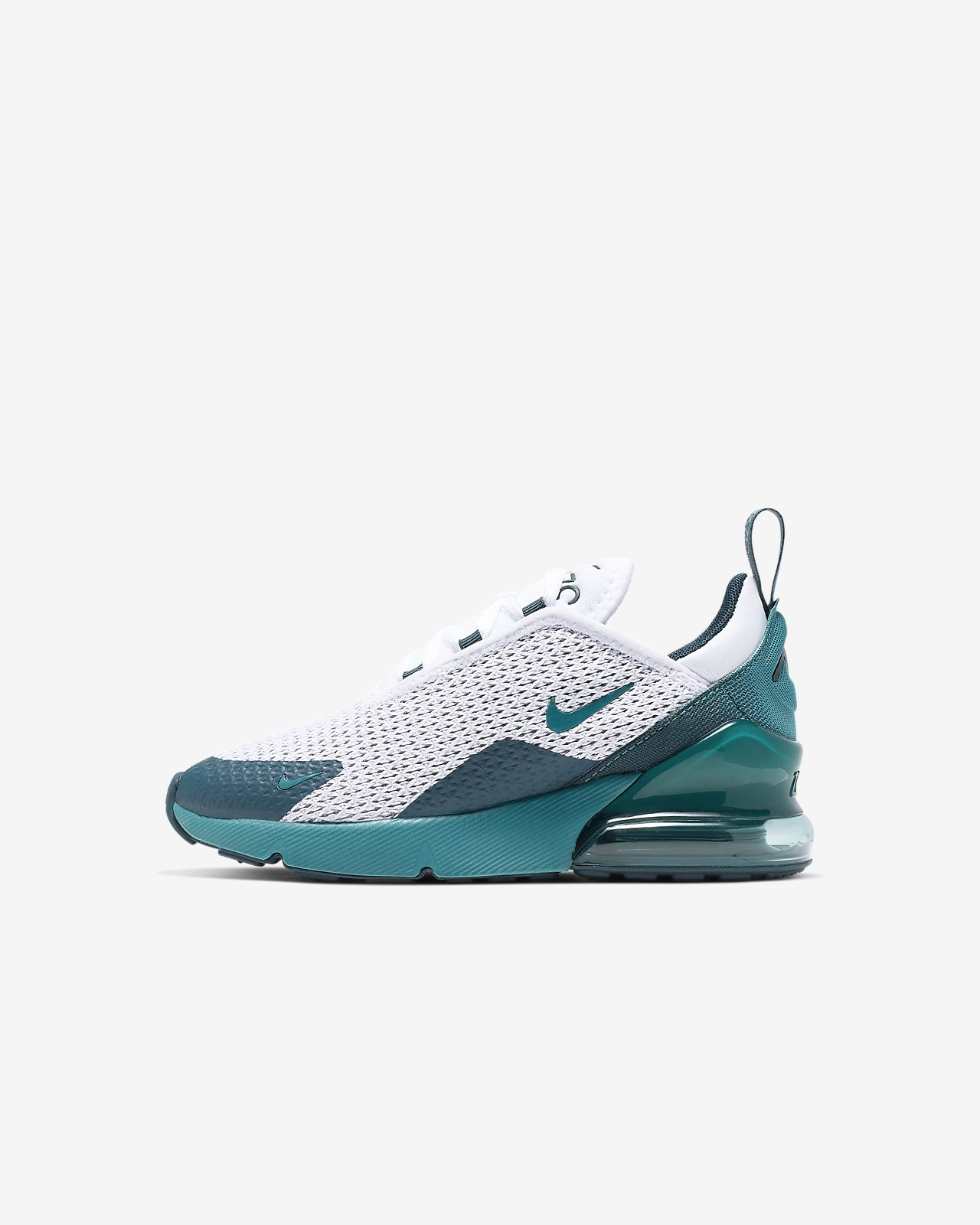 reputable site 1c036 9ad16 Nike Air Max 270 Little Kids' Shoe