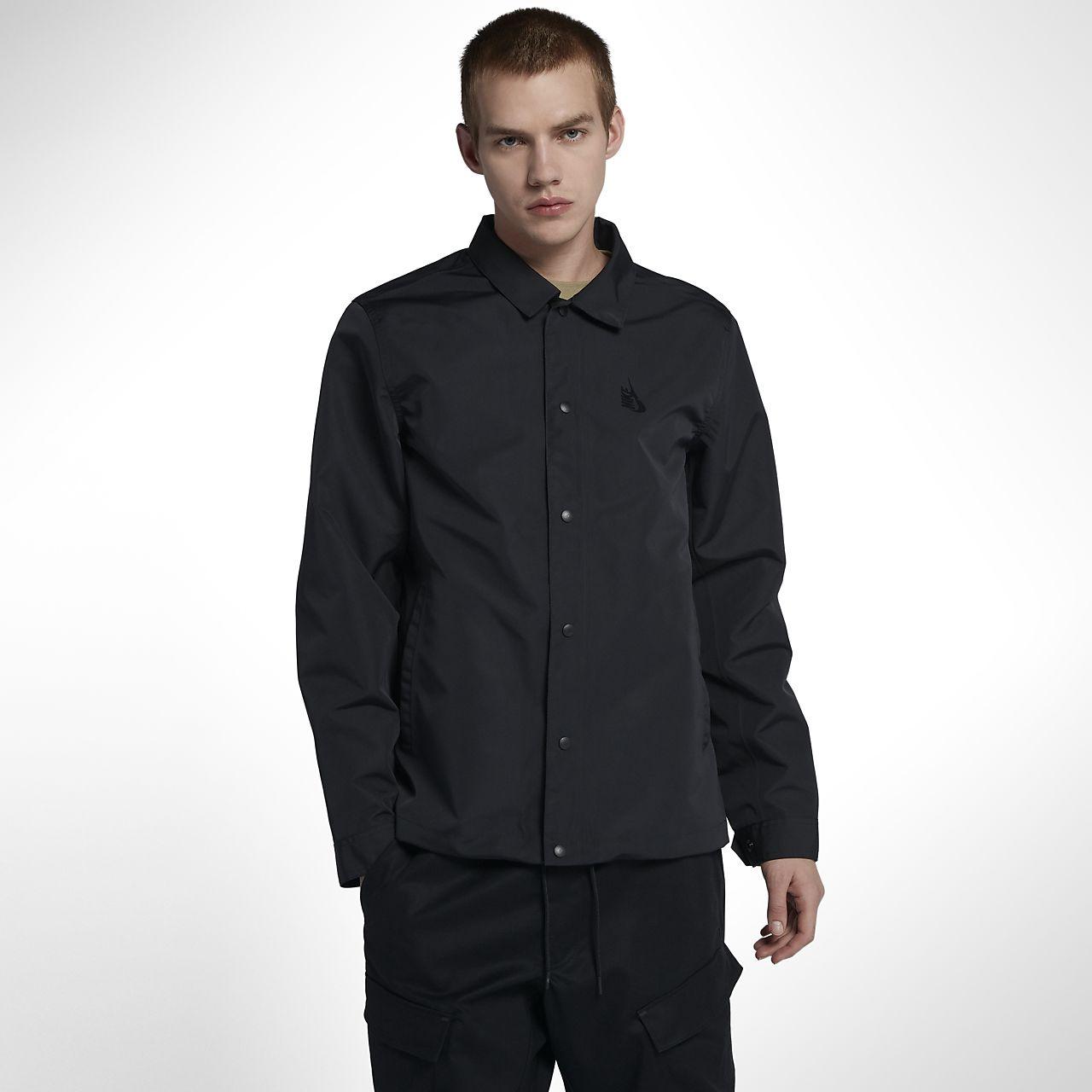 เสื้อแจ็คเก็ตผู้ชาย NikeLab Collection Coaches