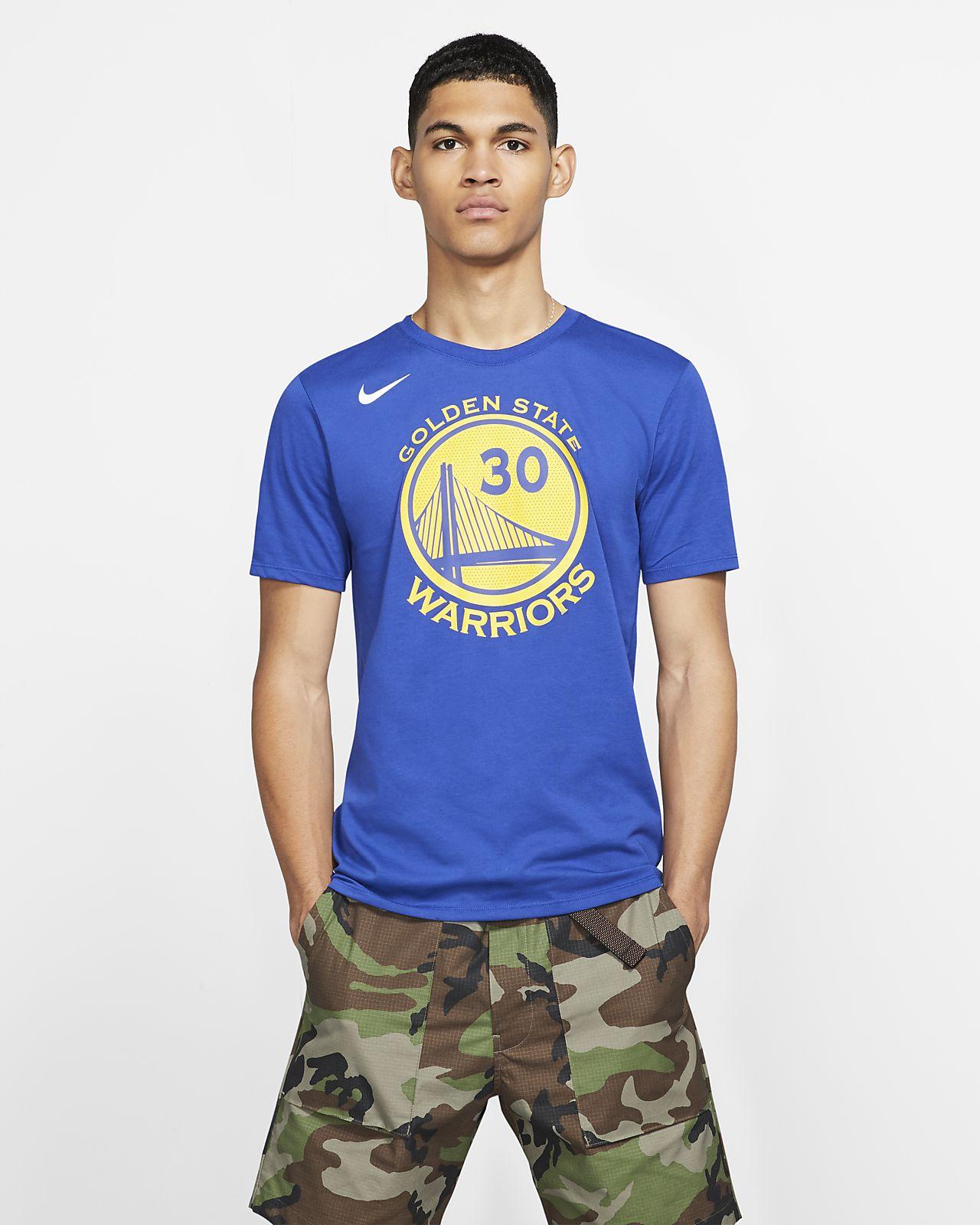Golden State Warriors Nike Dry 男款 NBA T 恤