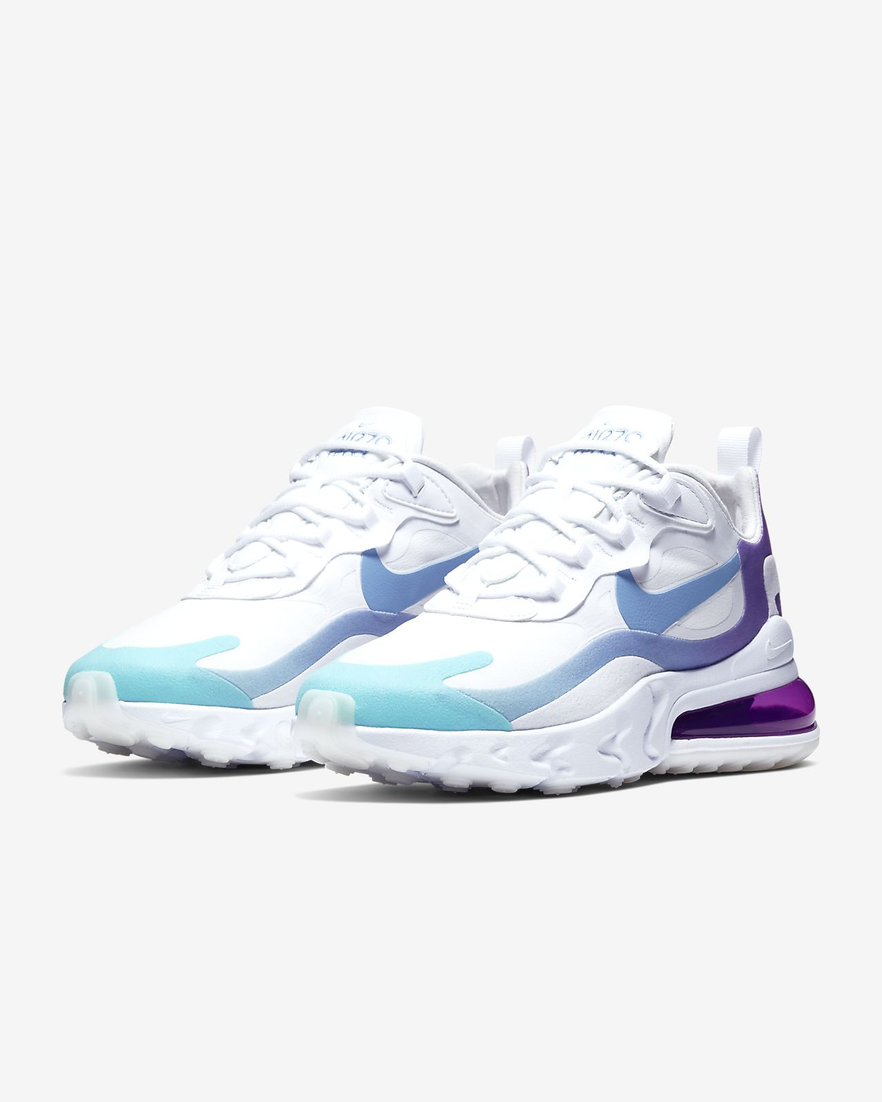Nike Air Max 270 W shoes blue purple   WeAre Shop