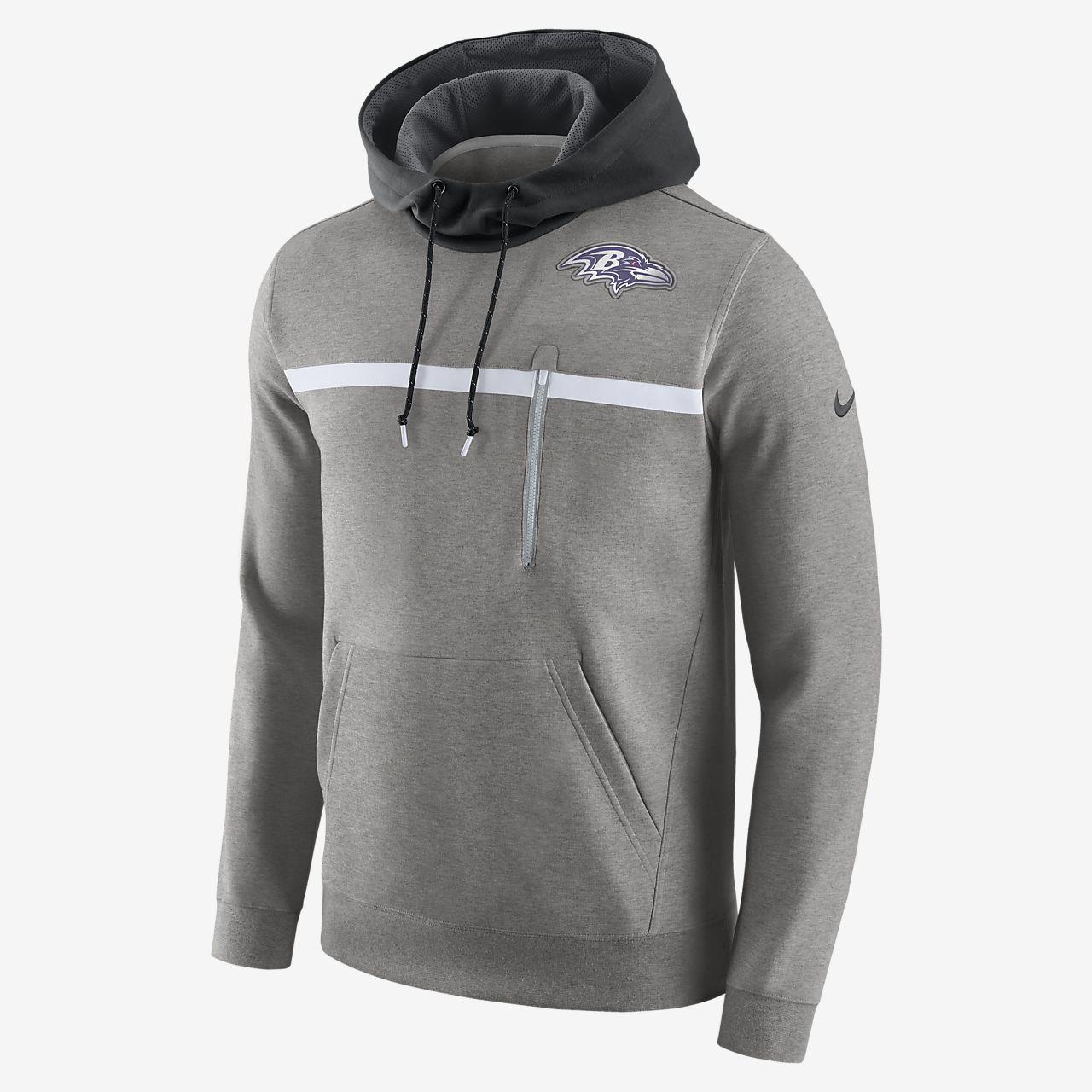 Nike Championship Drive Pullover (NFL Ravens) Herren Hoodie