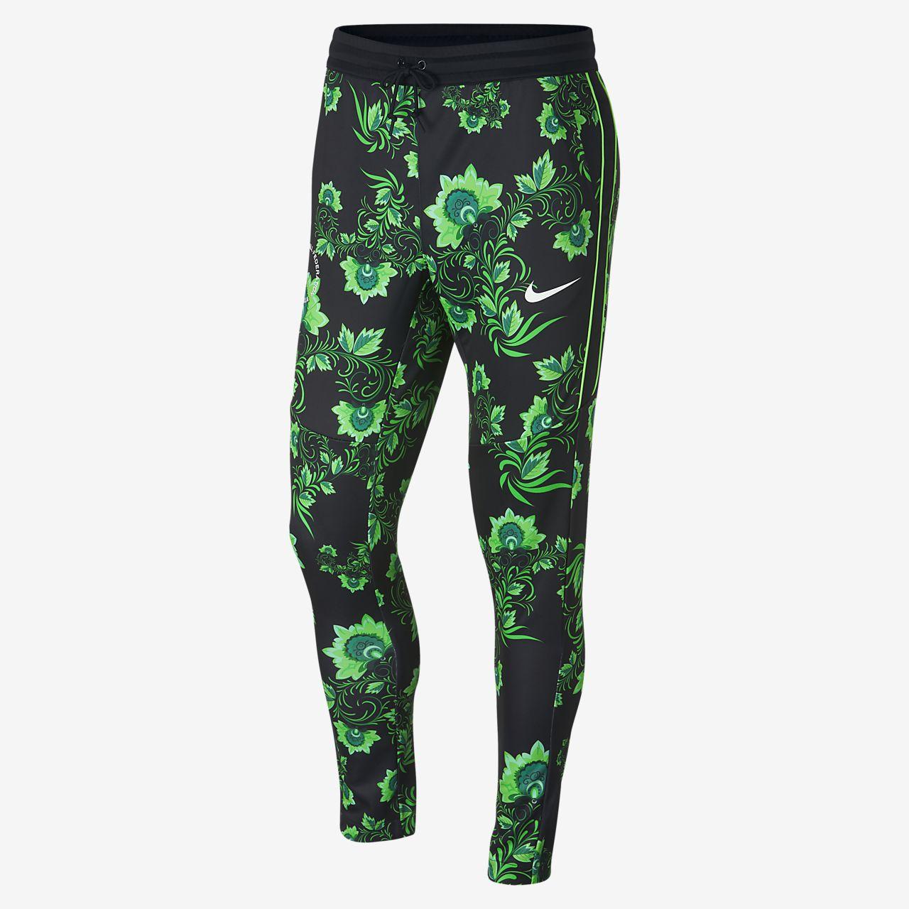 Pantalones de entrenamiento de fútbol para hombre Nigeria