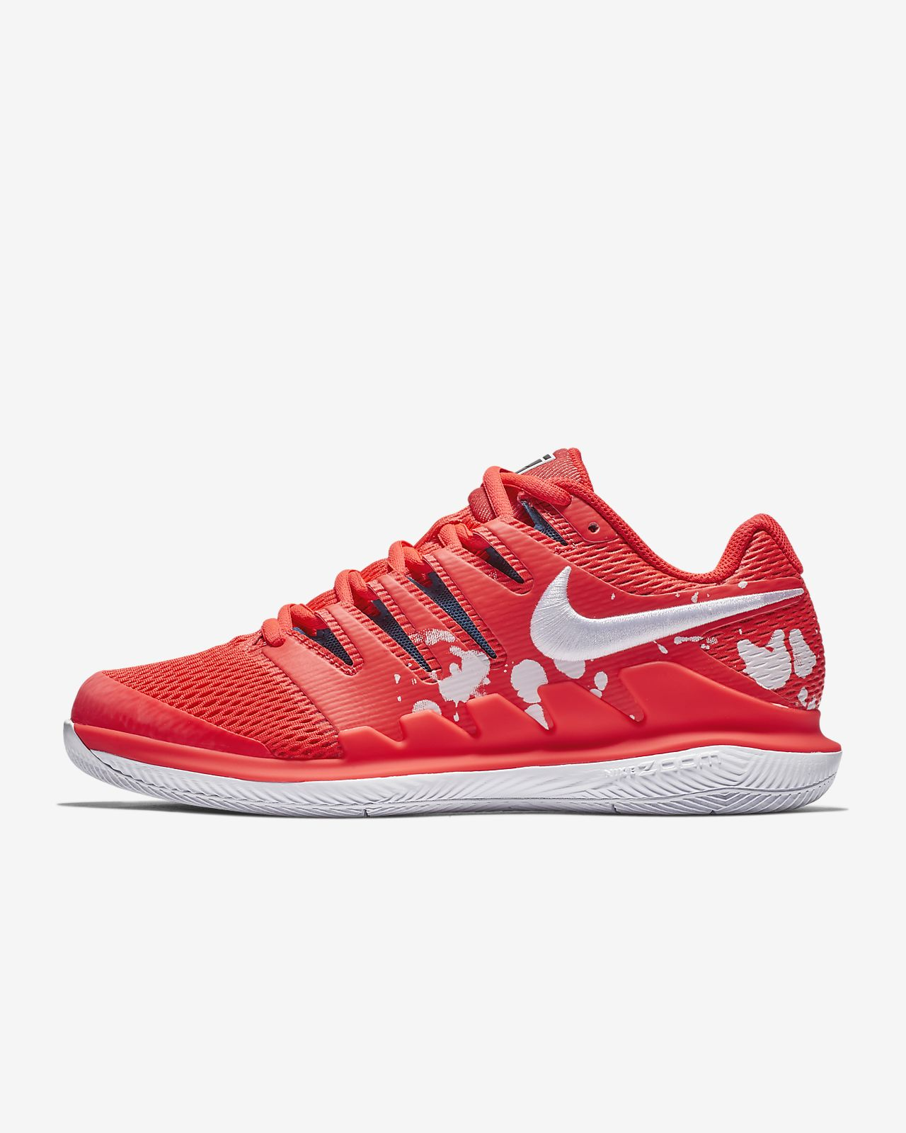 nike air zoom dames tennis