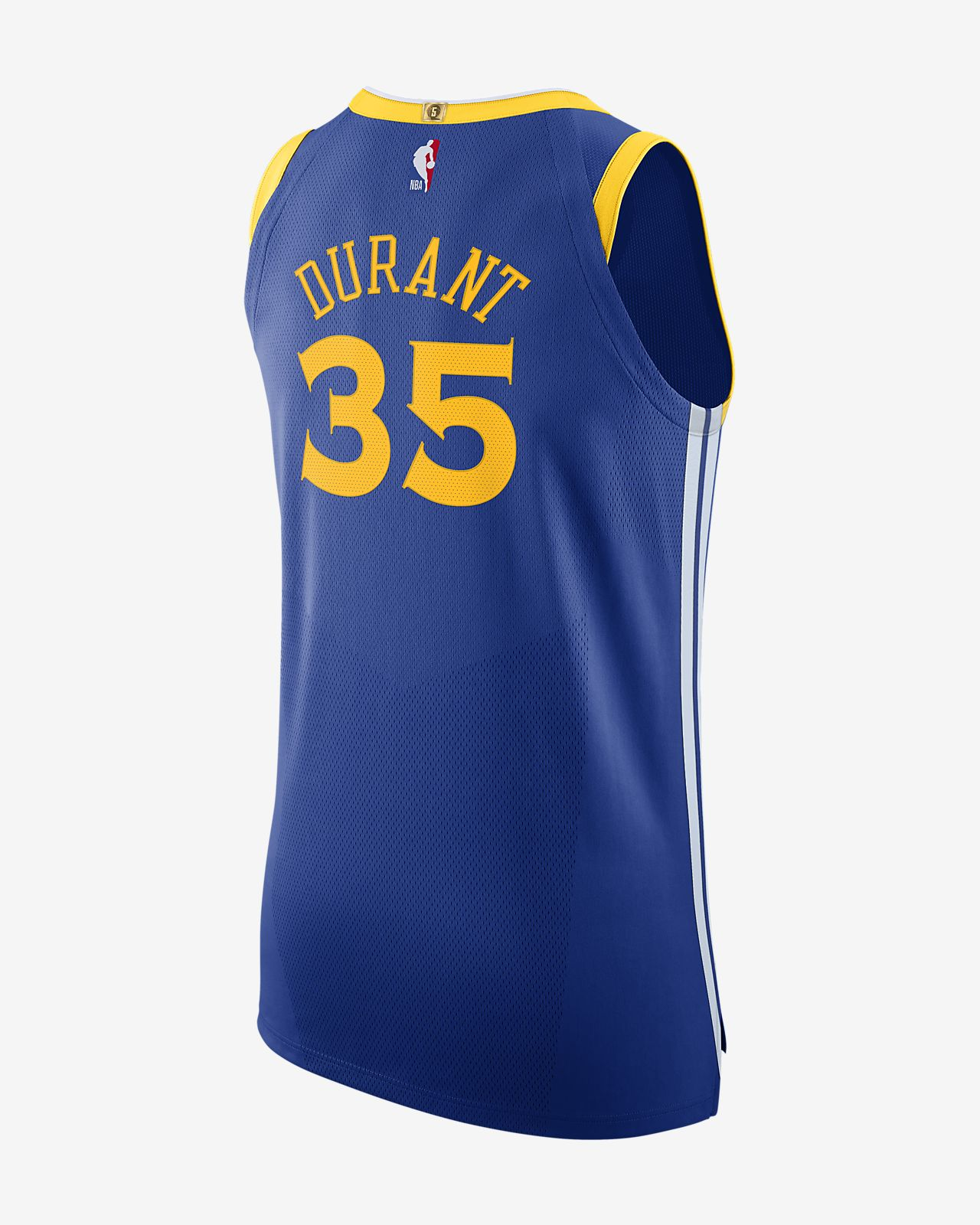 8e562edabdb6 Men s Nike NBA Connected Jersey. Kevin Durant Icon Edition Authentic (Golden  State Warriors)
