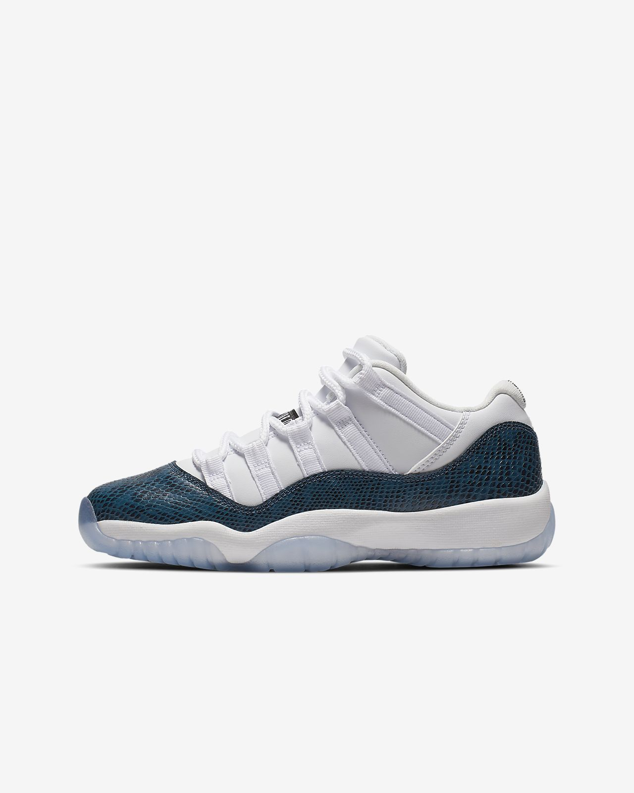 pretty nice f021a 7b648 ... Air Jordan 11 Retro Low LE Big Kids  Shoe