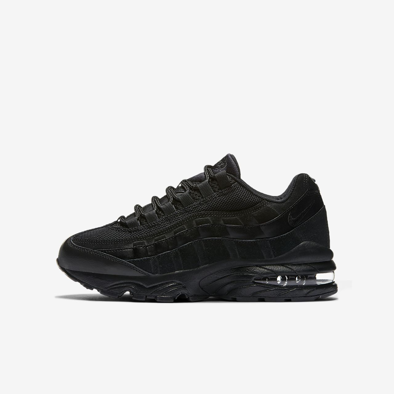 95 nike air max black nz