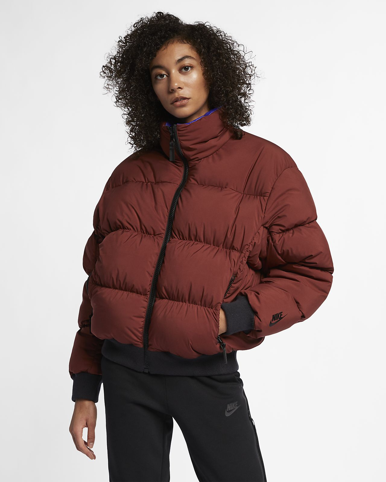 NikeLab Collection Puffer 女子夹克