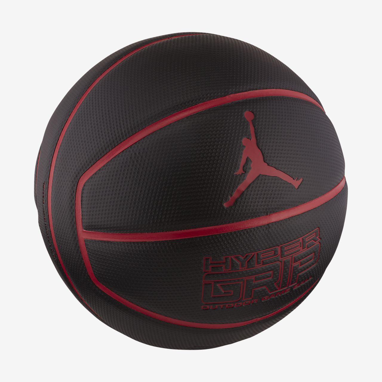 ジョーダン ハイパーグリップ 4P バスケットボール