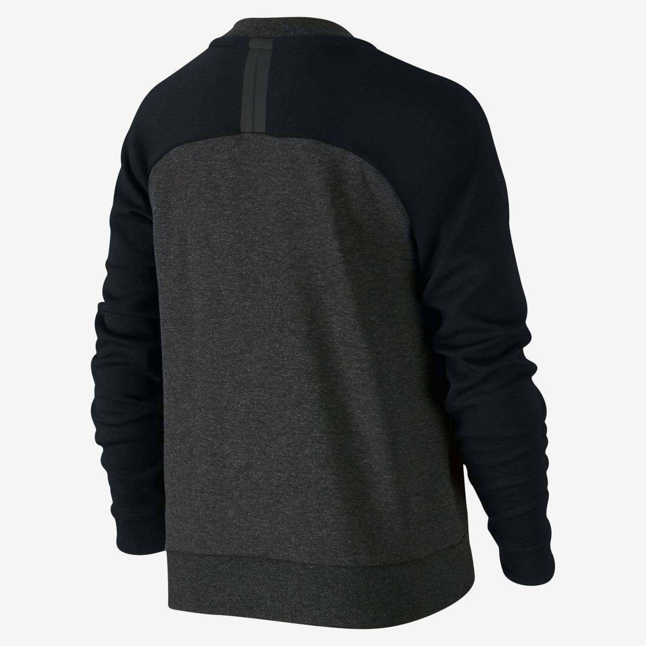 8ed7459e2 Nike Sportswear Tech Fleece Bomber Older Kids' (Boys') Jacket. Nike ...
