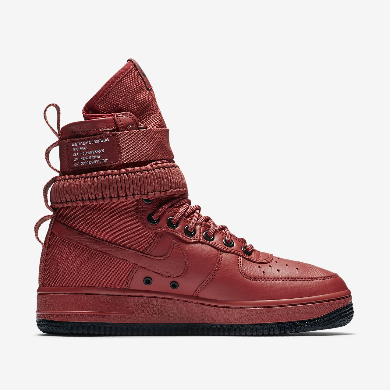 c481e33fb88d3 Bota para mujer Nike SF Air Force 1 ...