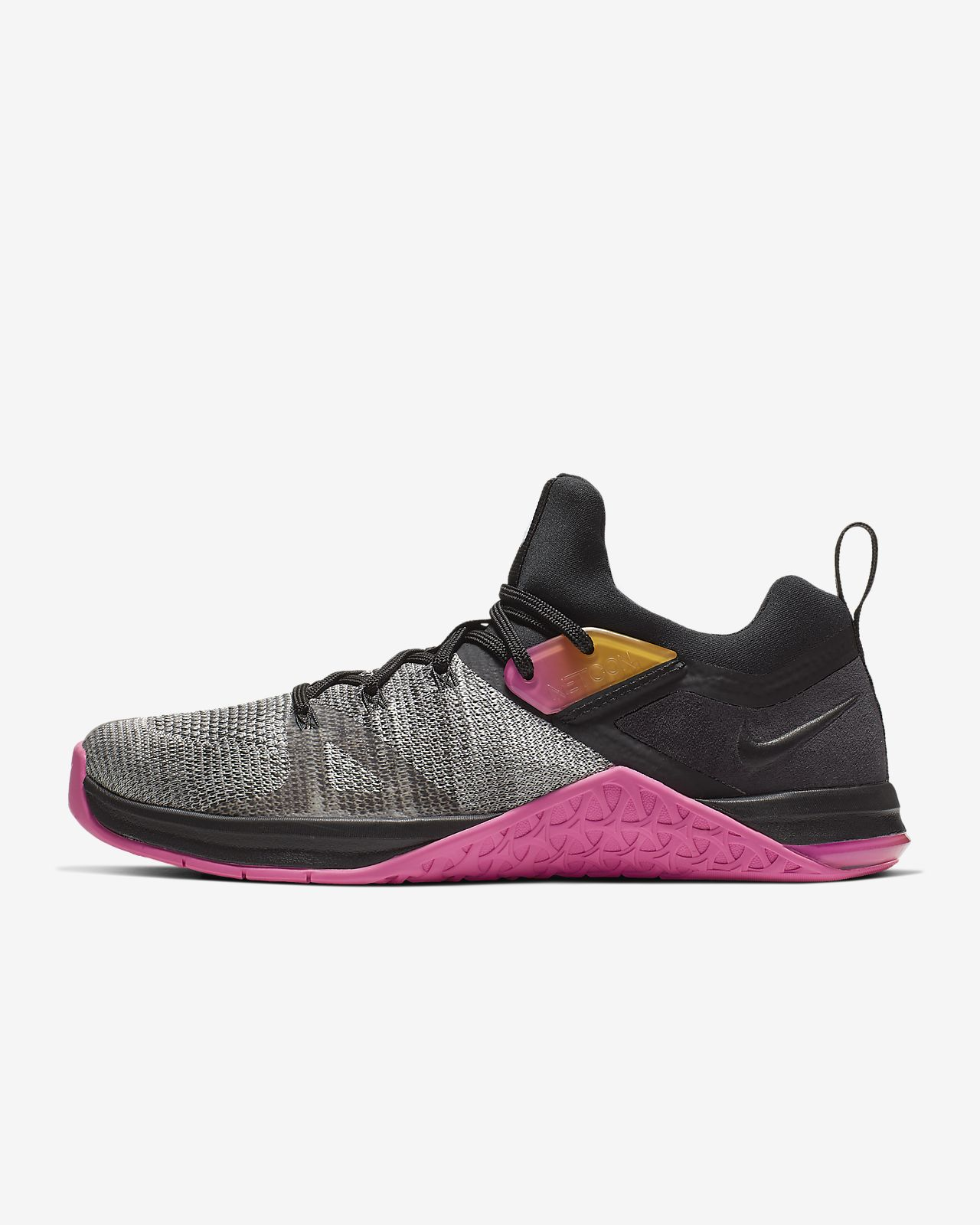 newest d9caf 1c475 ... Chaussure de cross-training et de renforcement musculaire Nike Metcon  Flyknit 3 pour Femme