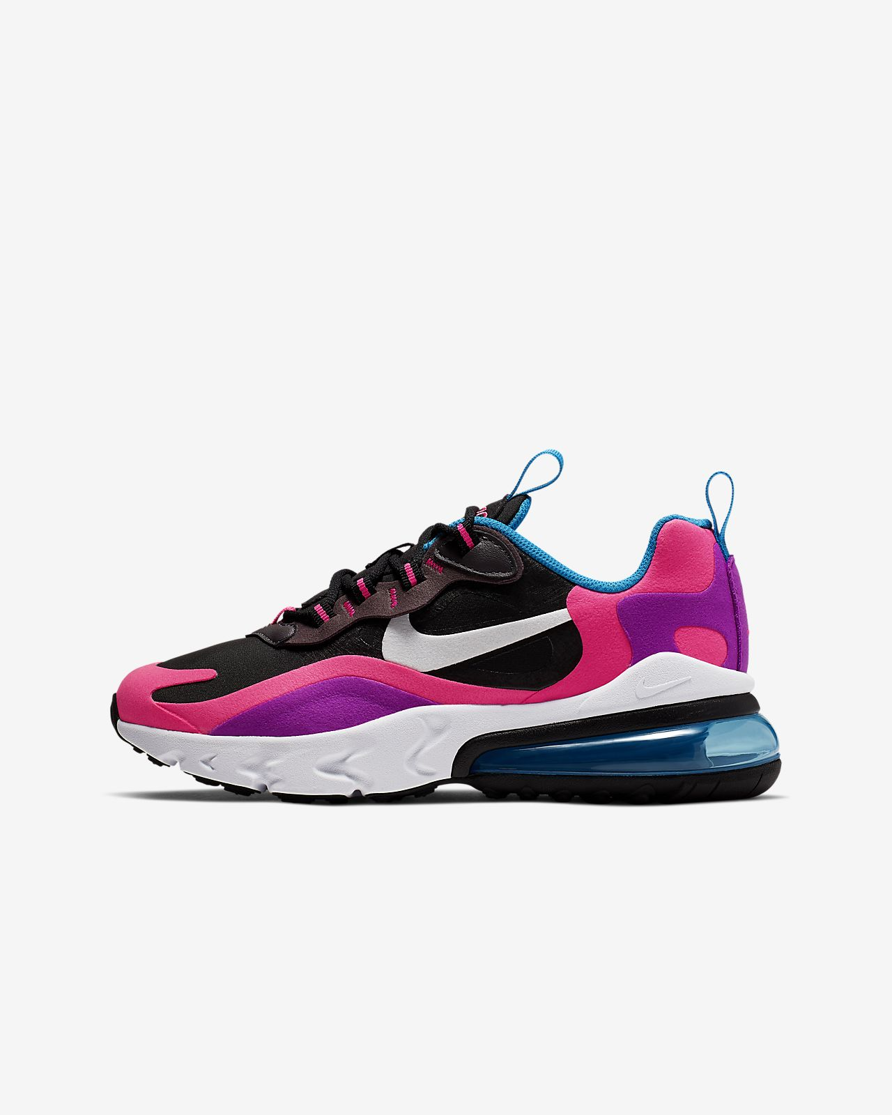 Nike Air Max 270 React Older Kids\u0027 Shoe