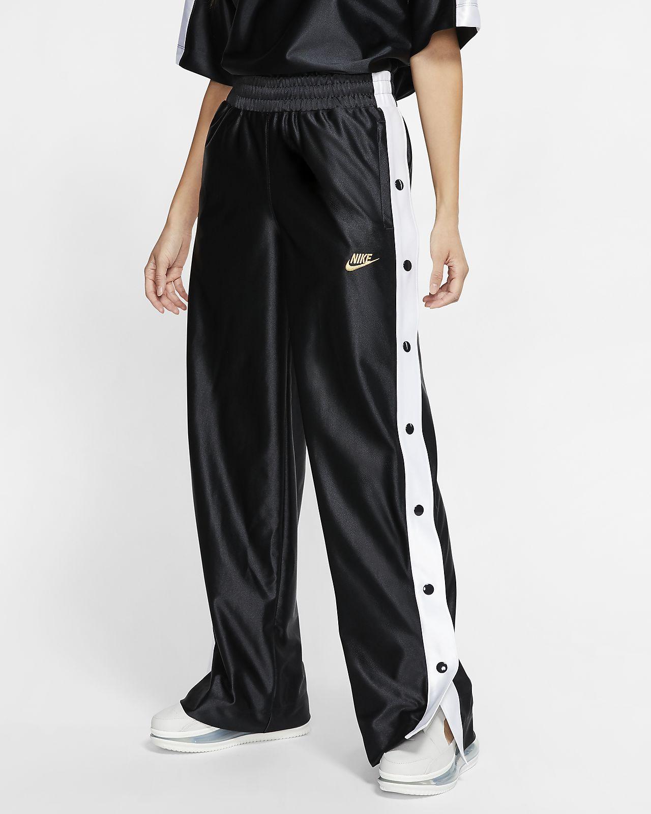 Pantalon à boutons-pression Nike Sportswear Icon Clash pour Femme