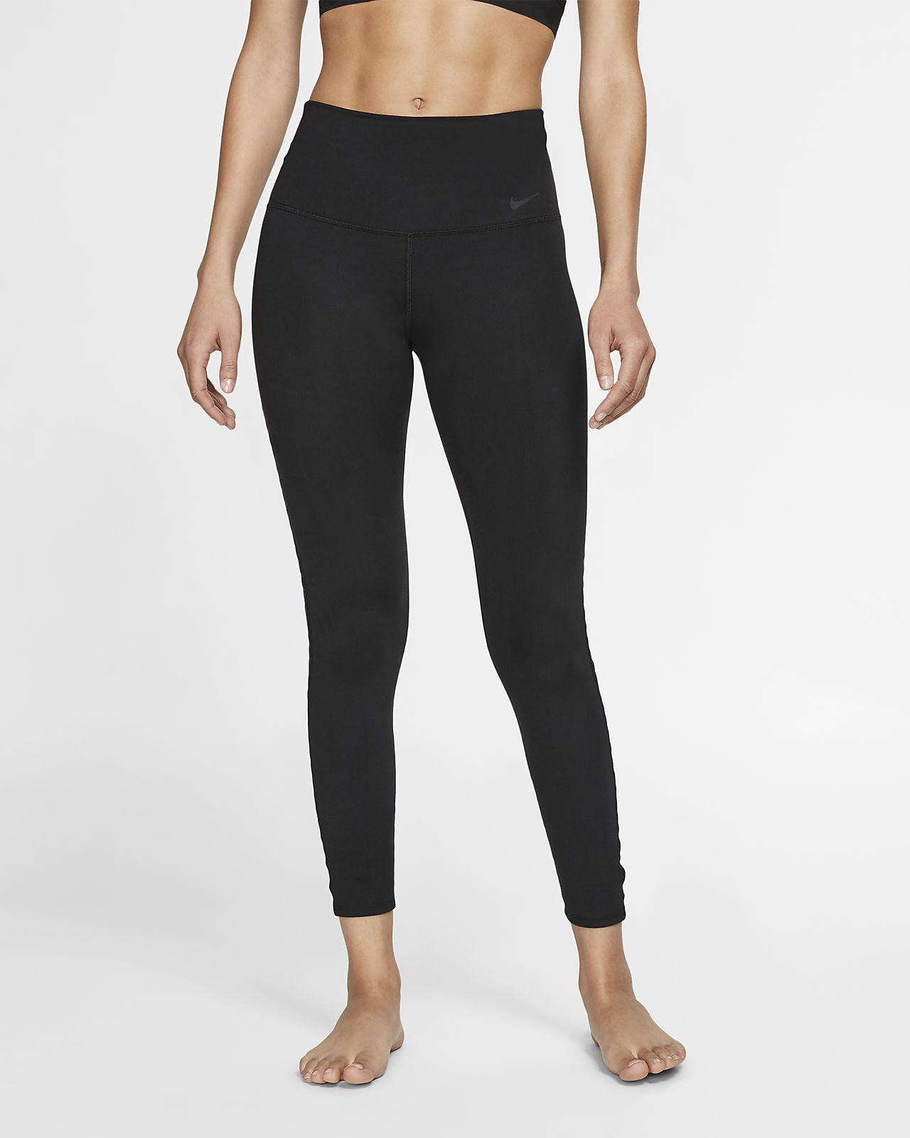 Mallas de entrenamiento de yoga 7/8 para mujer Nike Dri-FIT Power