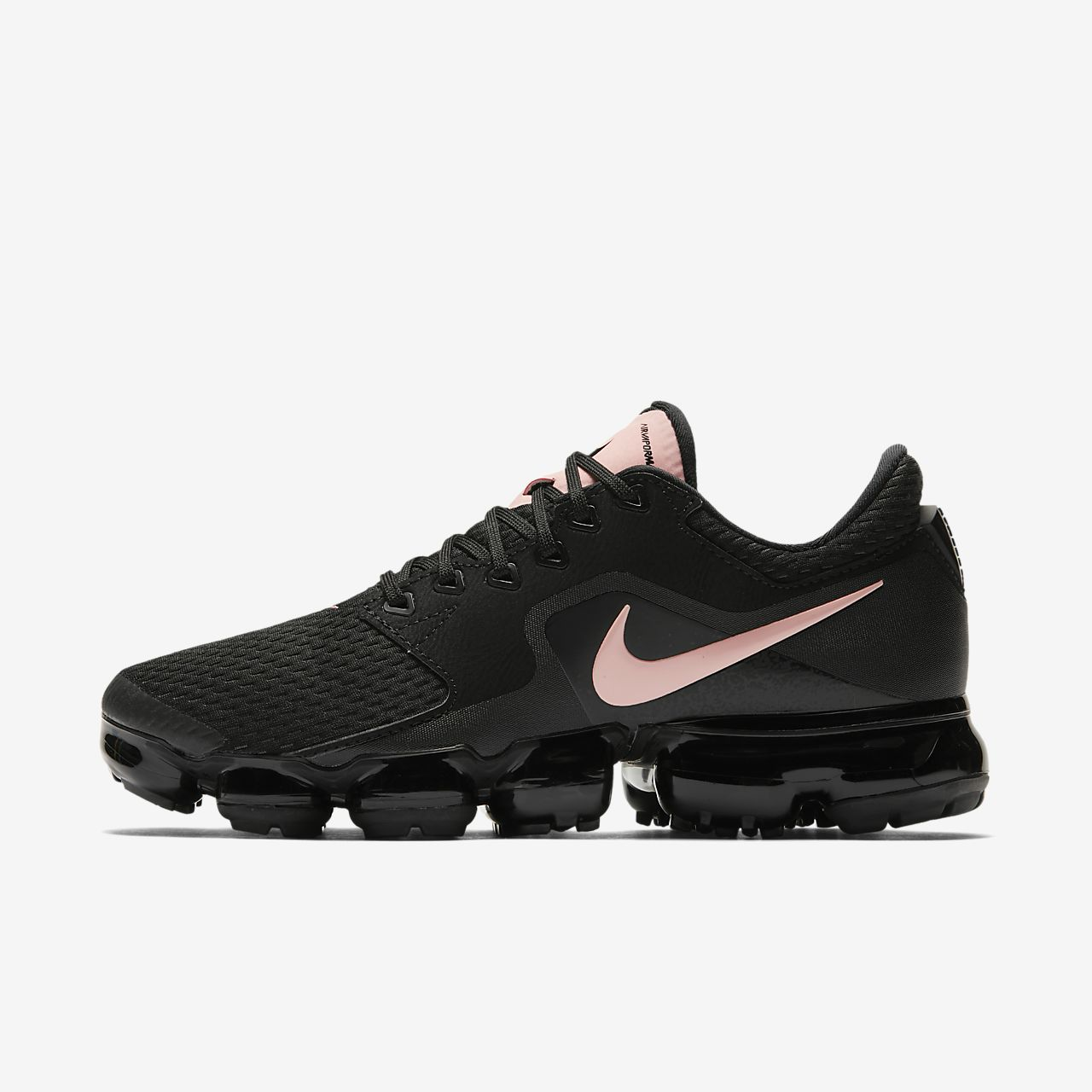 73a6d1d5cc41b discount code for nike air vapormax womens black silver 5c642 586bd