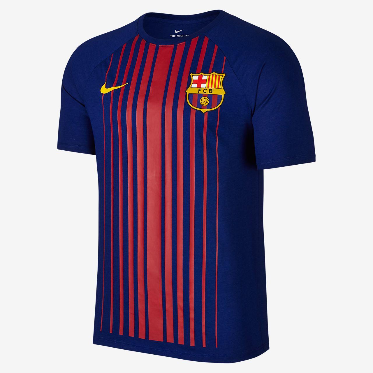... FC Barcelona Dry Match Men's T-Shirt