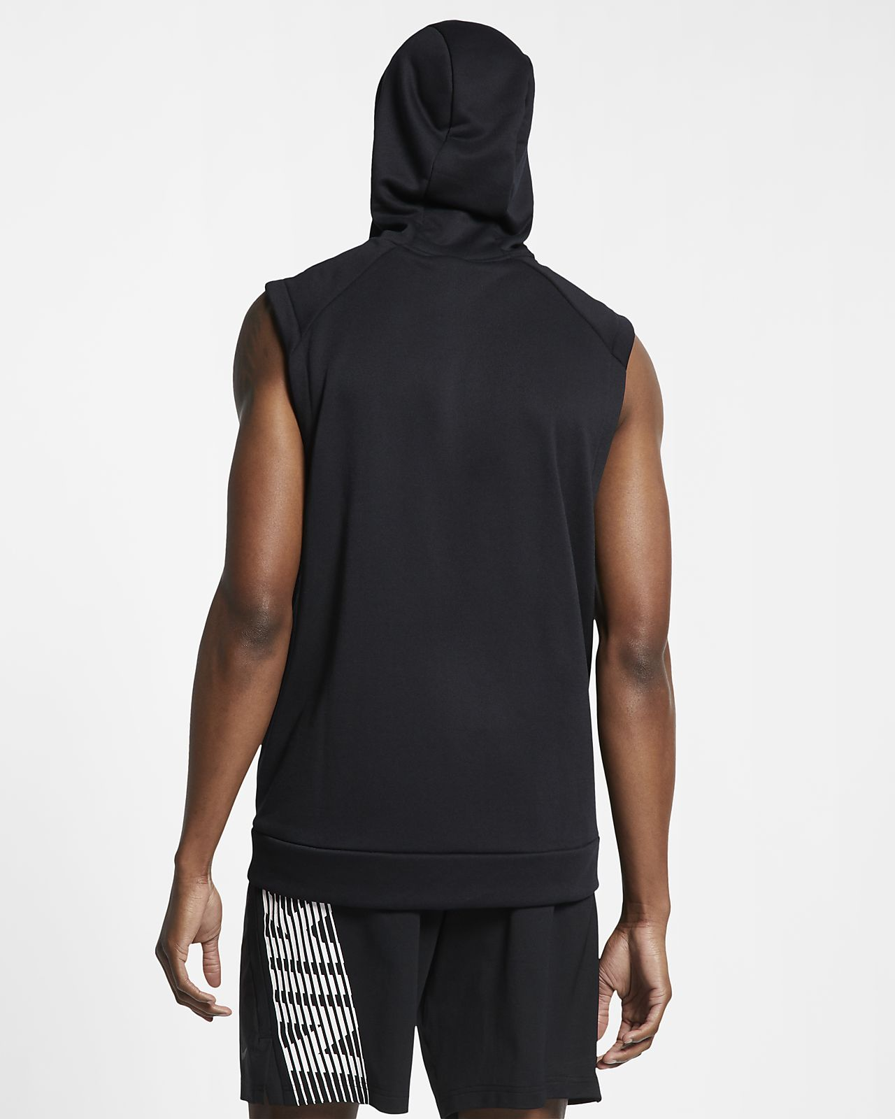 865f95bb9a12 Nike Dri-FIT Men s Sleeveless Training Hoodie. Nike.com GB