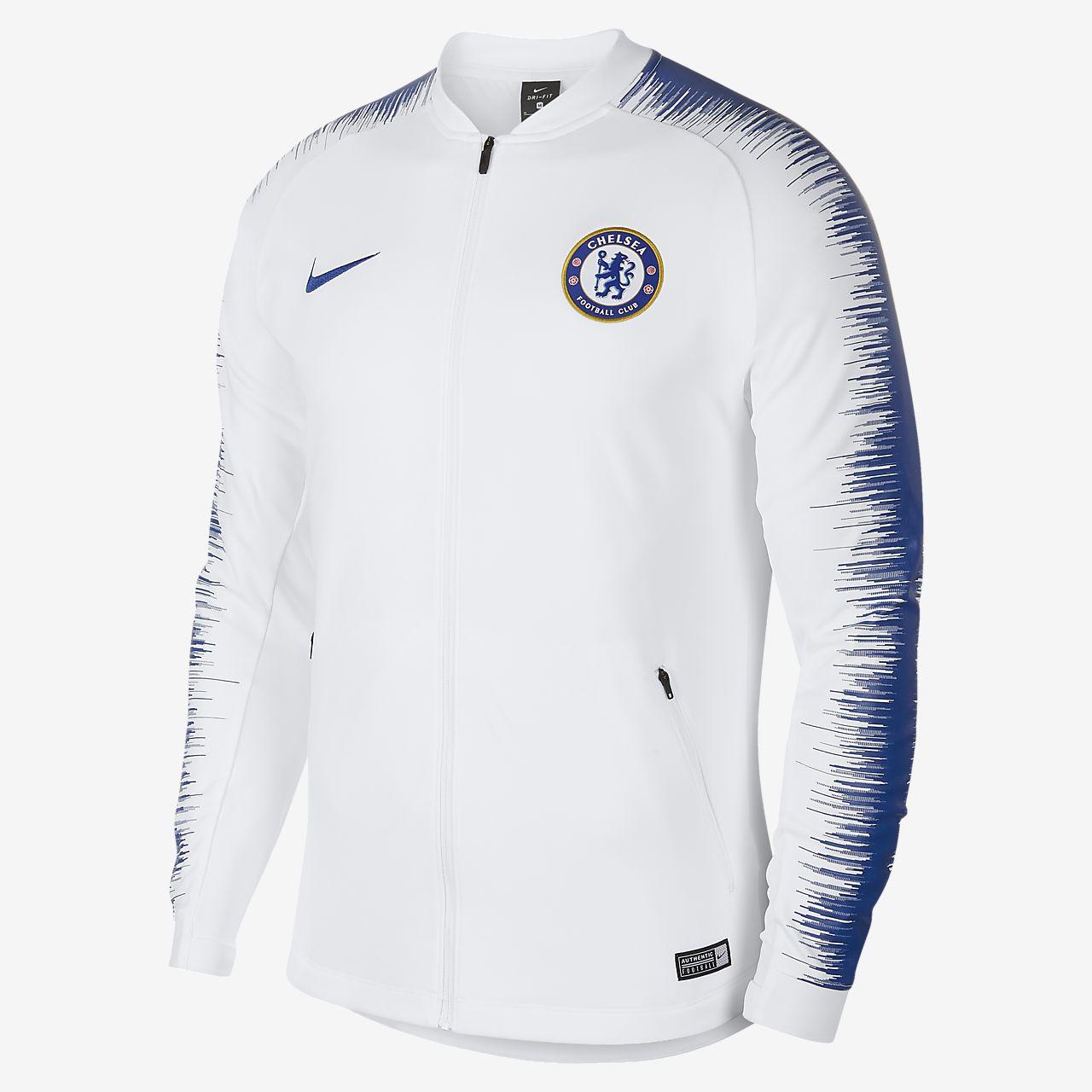 Chelsea FC Anthem Herren-Fußballjacke