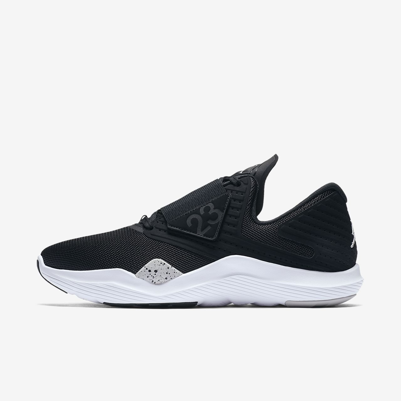 Nike Jordan Relentless Black White Tech Grey Men Training Shoes AJ7990004