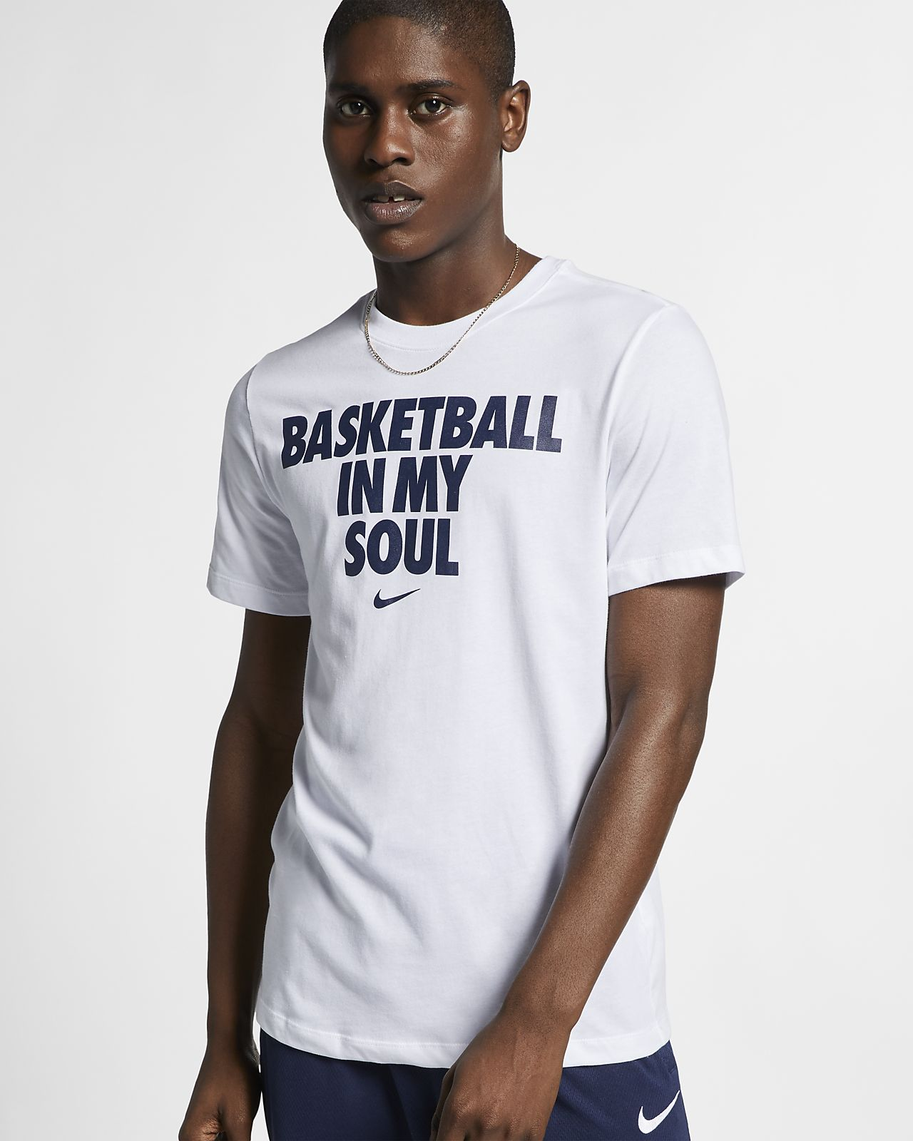 Nike Dri-FIT Basketball-T-Shirt für Herren