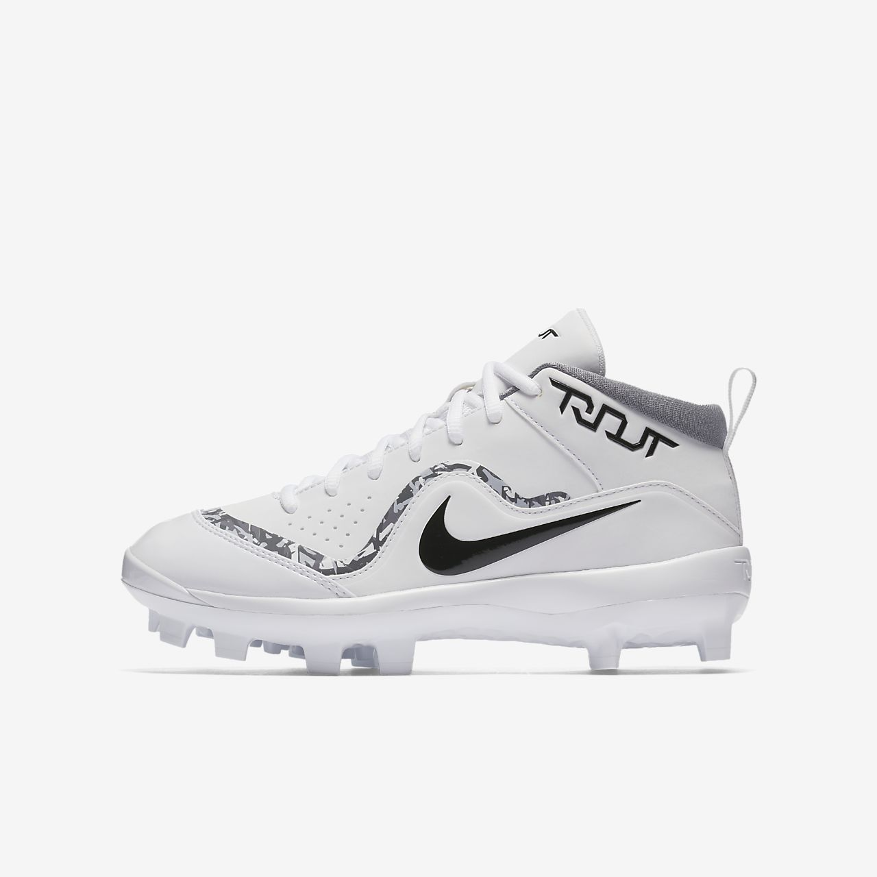... Nike Force Air Trout 4 Pro MCS Big Kids\u0027 Baseball Cleat