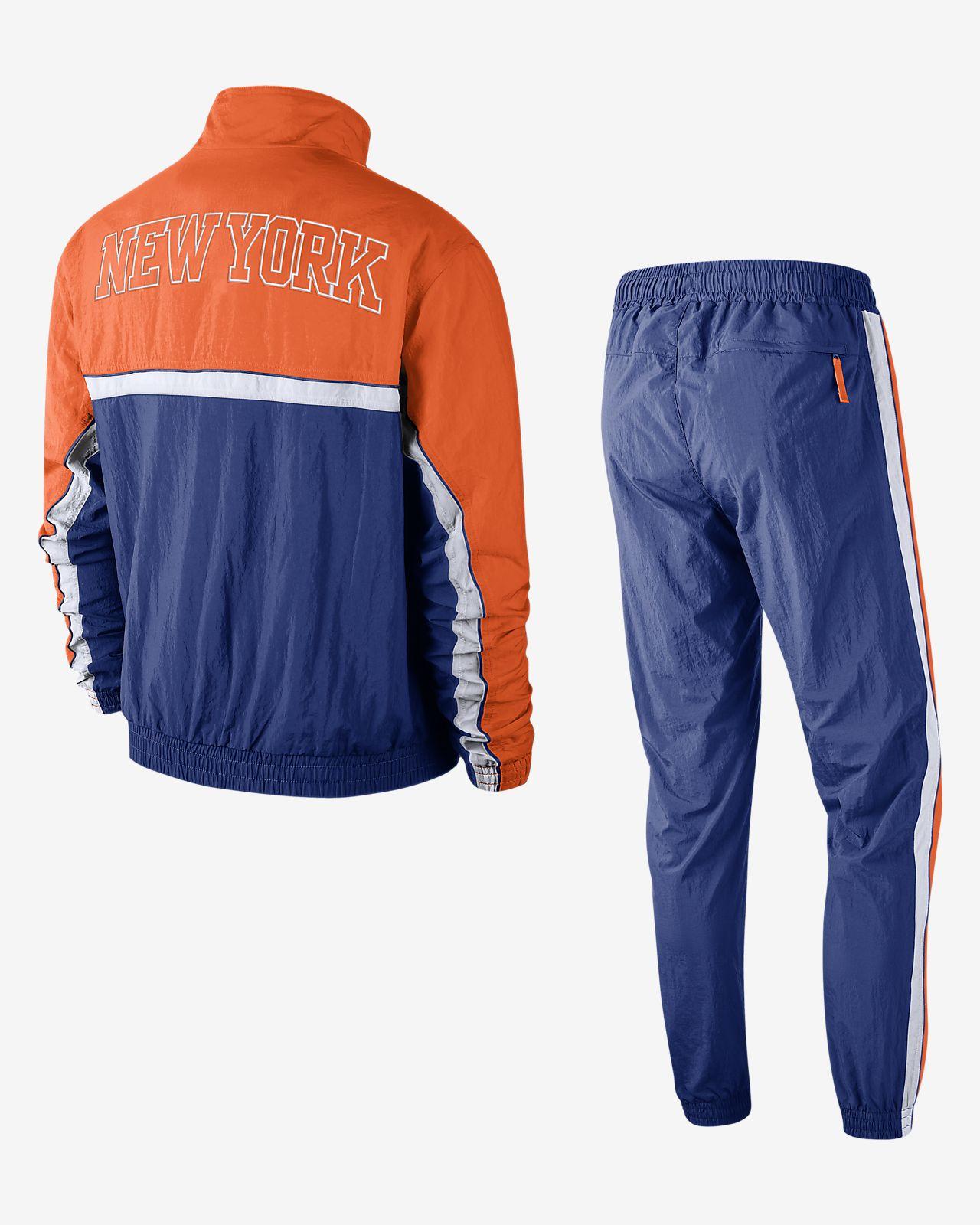 Survêtement NBA New York Knicks Nike pour Homme