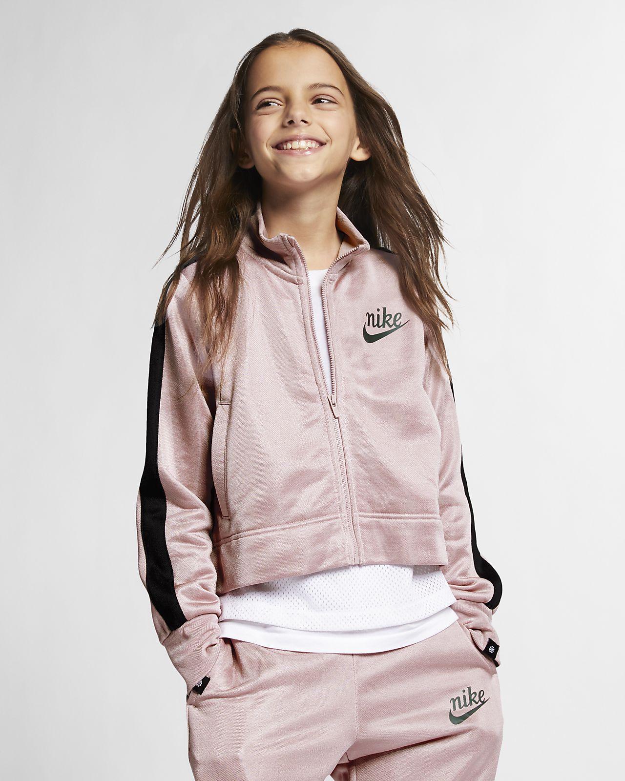 Nike Sportswear Big Kids' (Girls') Jacket