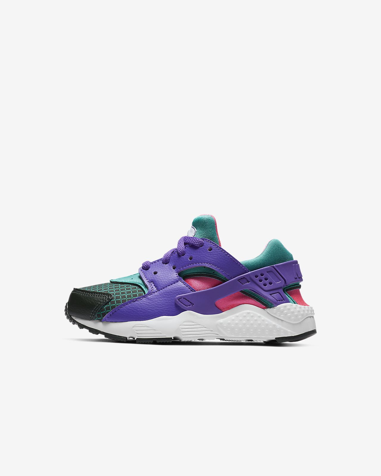 Nike Huarache Run Ultra Now Little Kids' Shoe