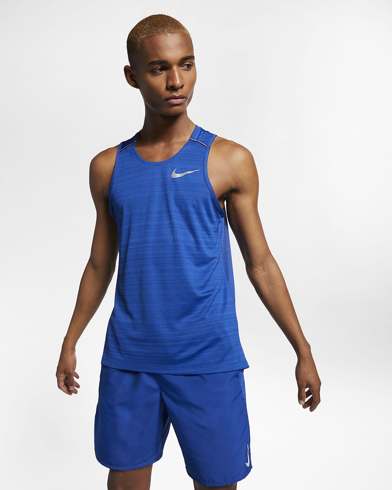 Löparlinne Nike Dri-FIT Miler för män