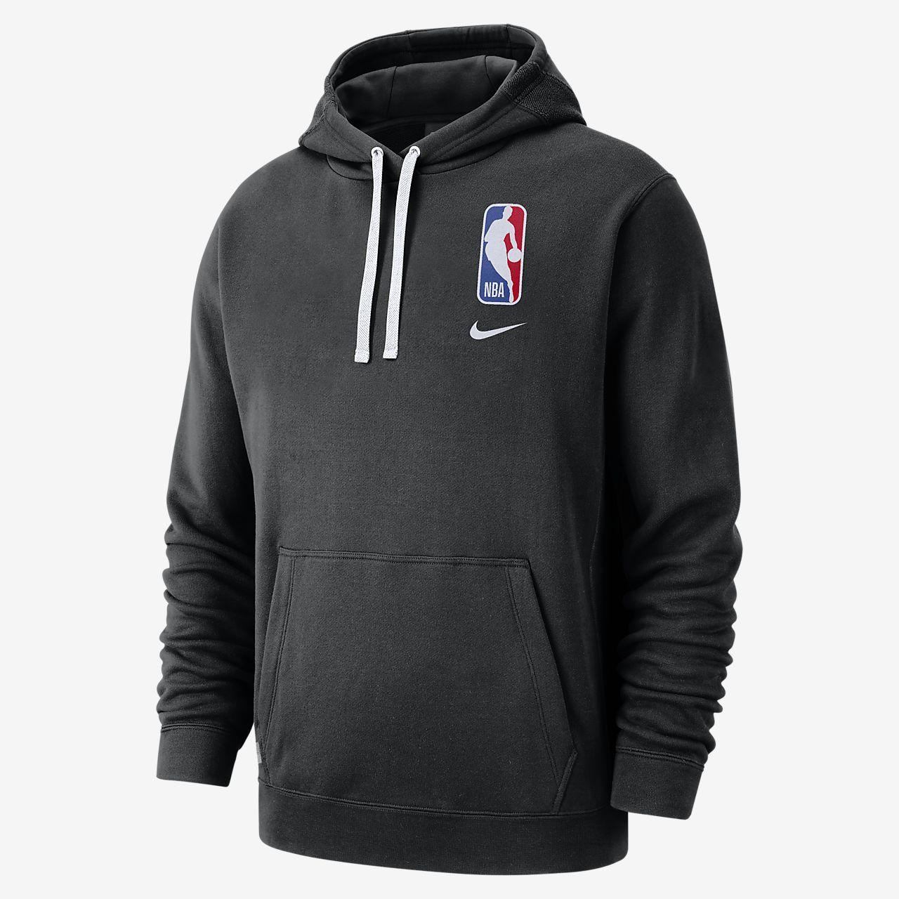Toronto Raptors Nike Therma Flex Showtime NBA hettegenser til herre