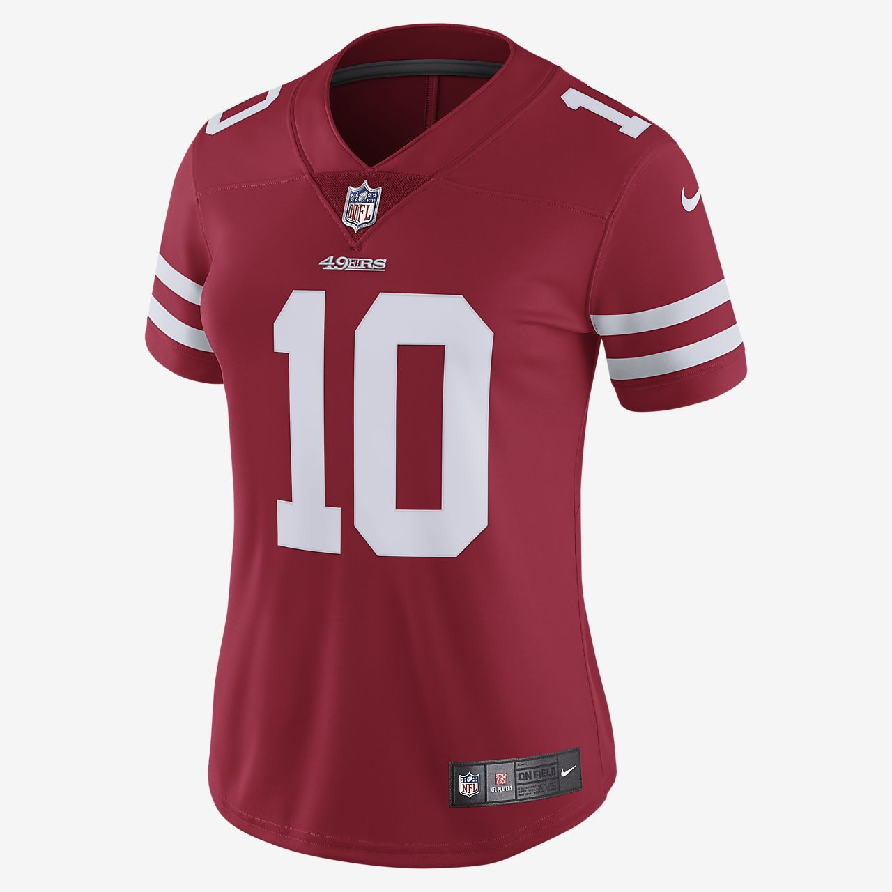 Women s Football Jersey. NFL San Francisco 49ers Limited (Jimmy Garoppolo) 5e487a7933