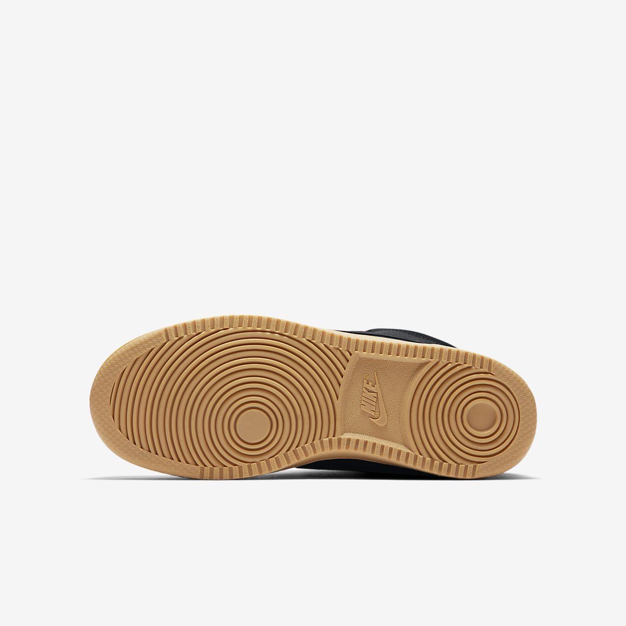 lowest price 4323e 899fb Nike Court Borough Mid Winter-sko til store børn. Nike.com DK