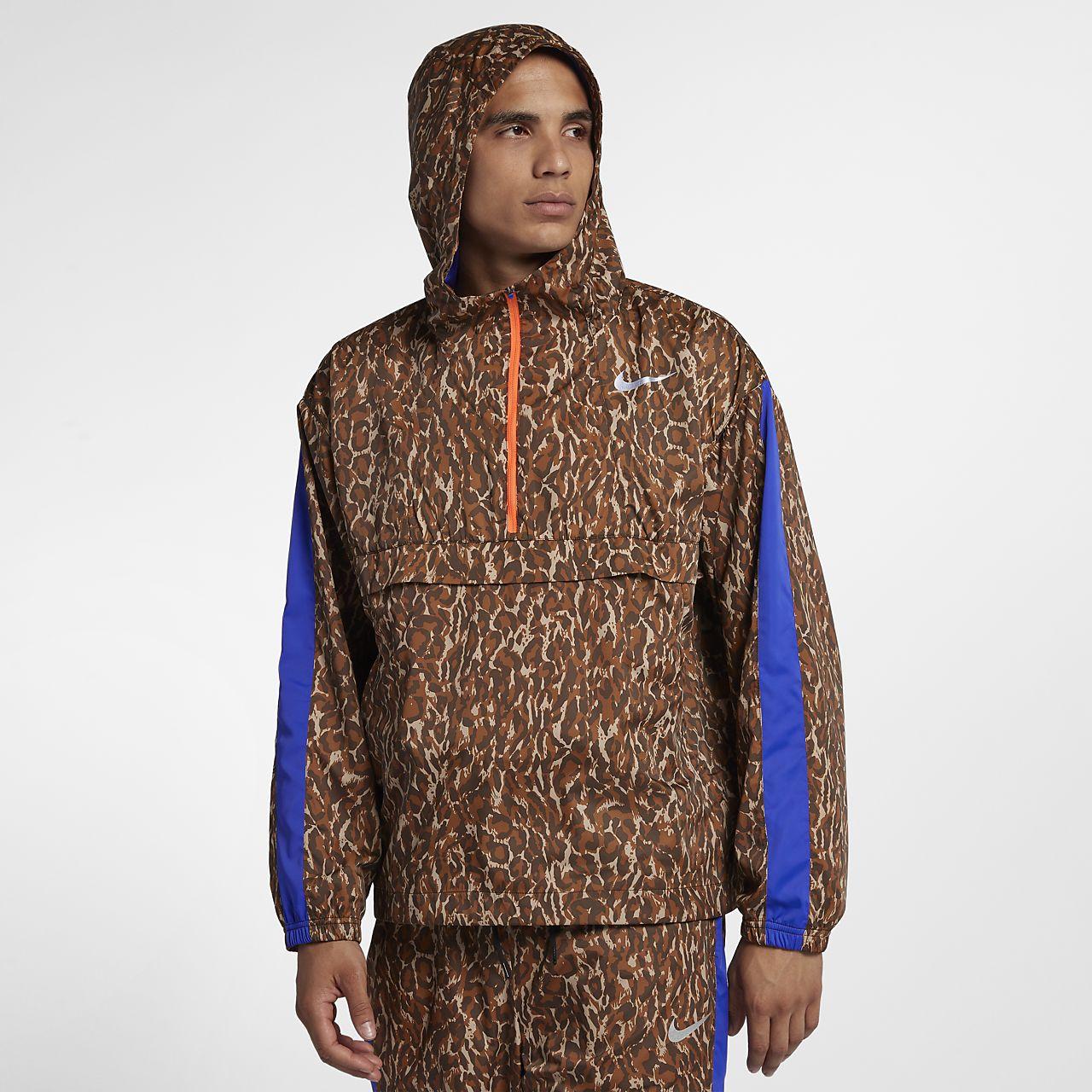 Veste de survêtement de running Nike Repel Anorak pour Homme