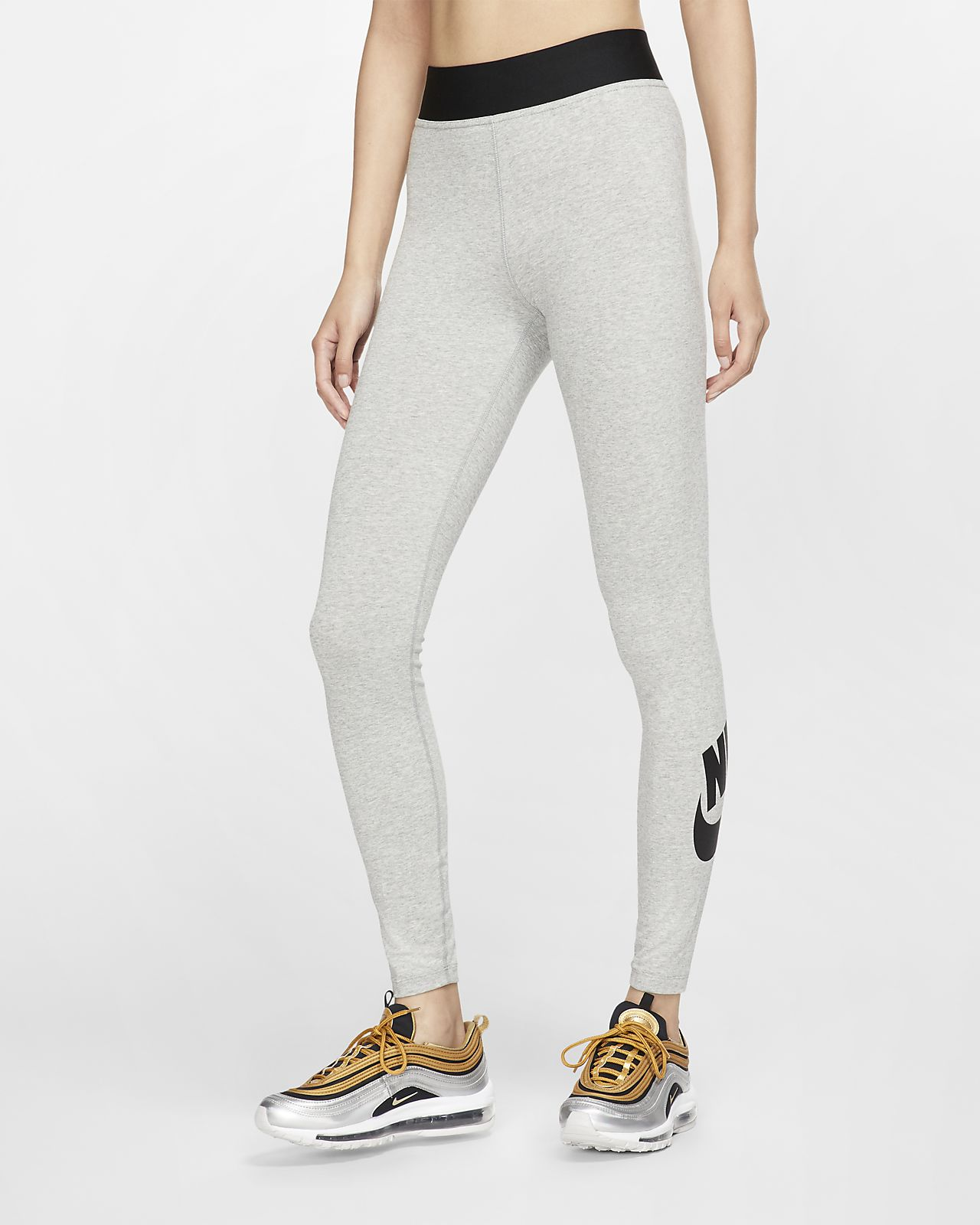 Nike Sportswear Leg-A-See Women's High-Waisted Leggings