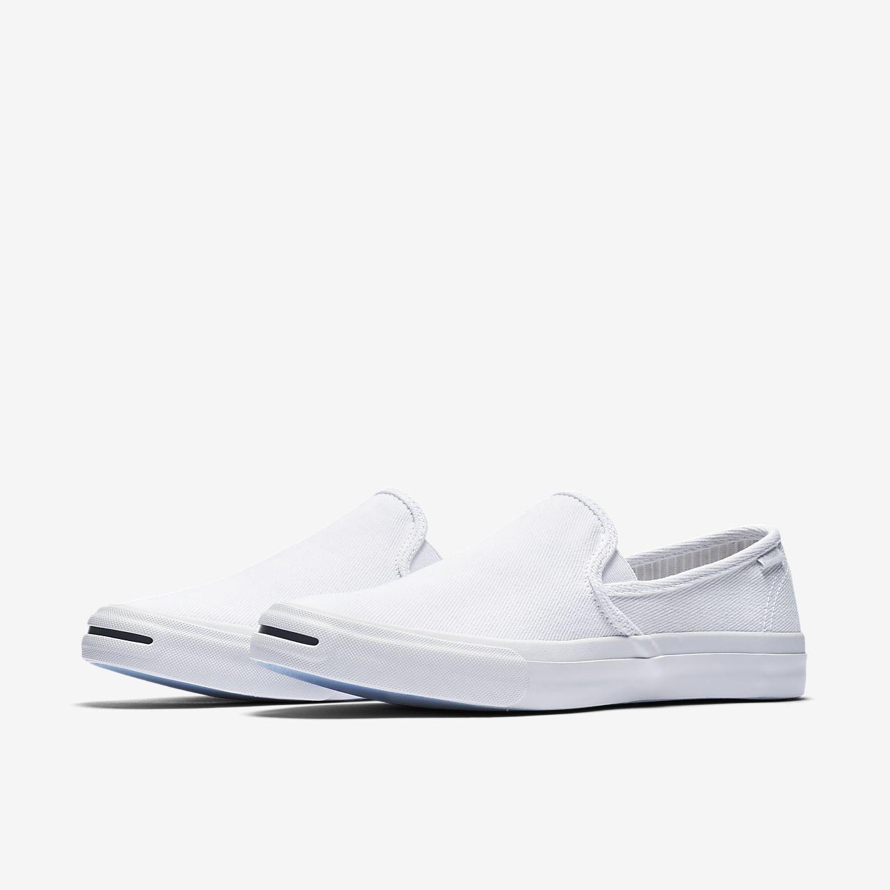 Converse Men's Jack Purcell Low Profile Slip-On Sneaker HXnIixhwgi
