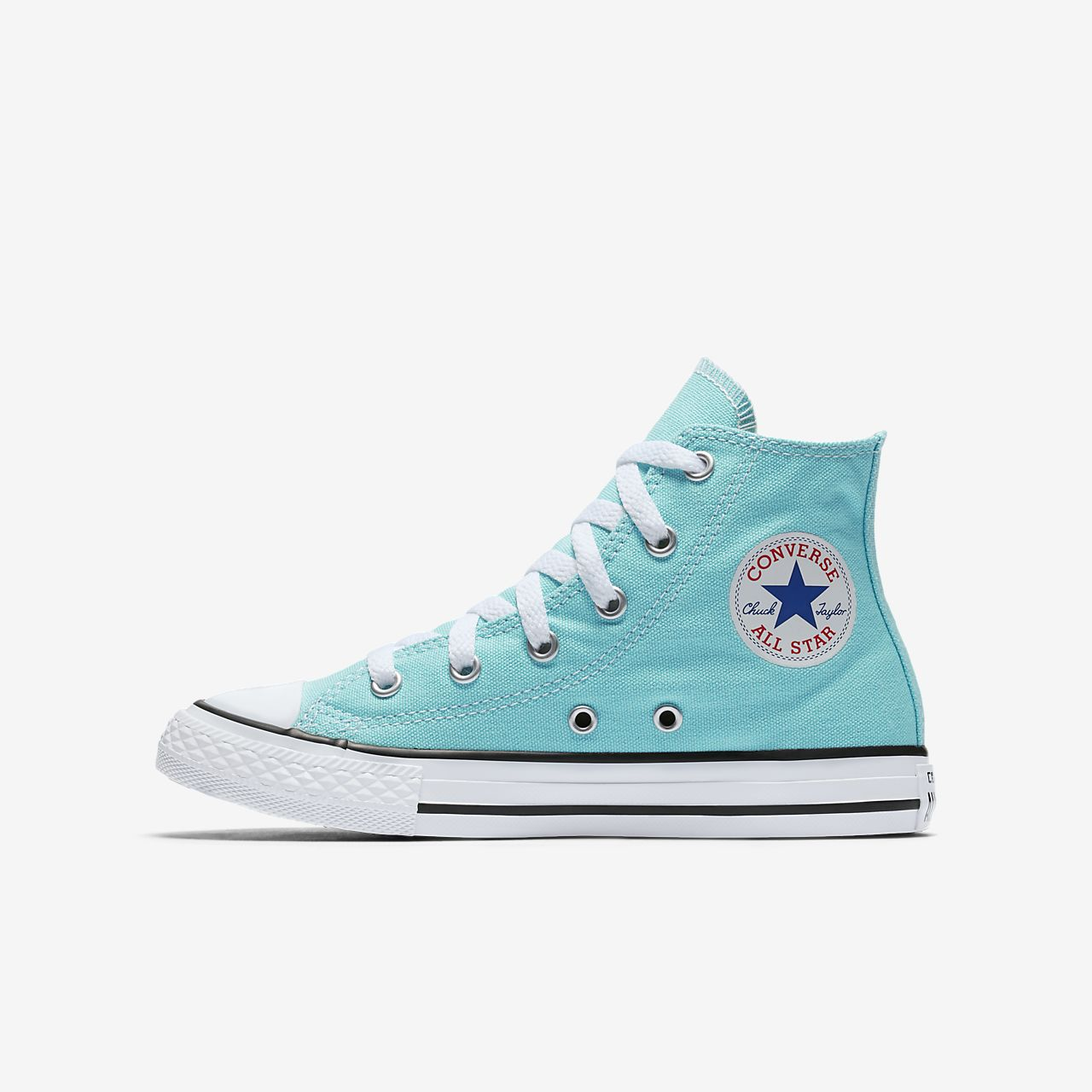 Converse Chuck Taylor All Star Seasonal High Top Little/Big Kids' Shoe