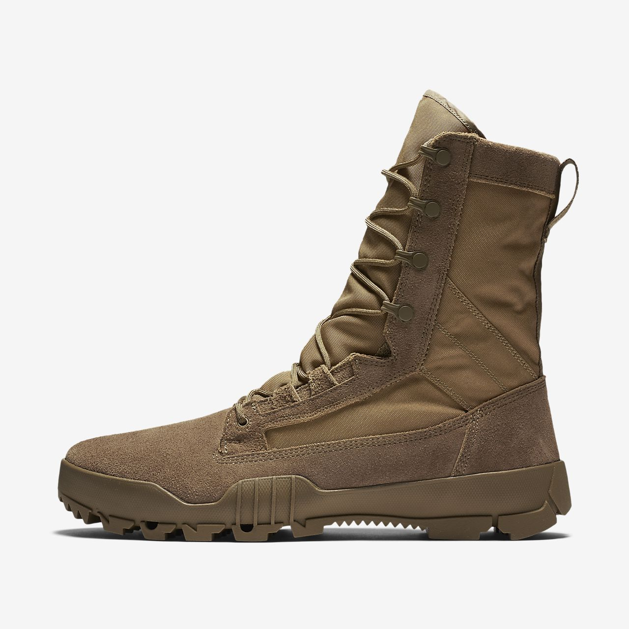 "Nike SFB Jungle 8"" Leather Tactical Boot"
