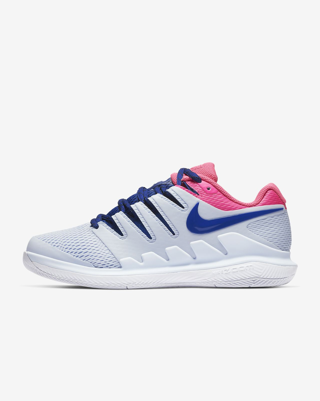 Nike Air Zoom Vapor X HC Hard Court 女子网球鞋
