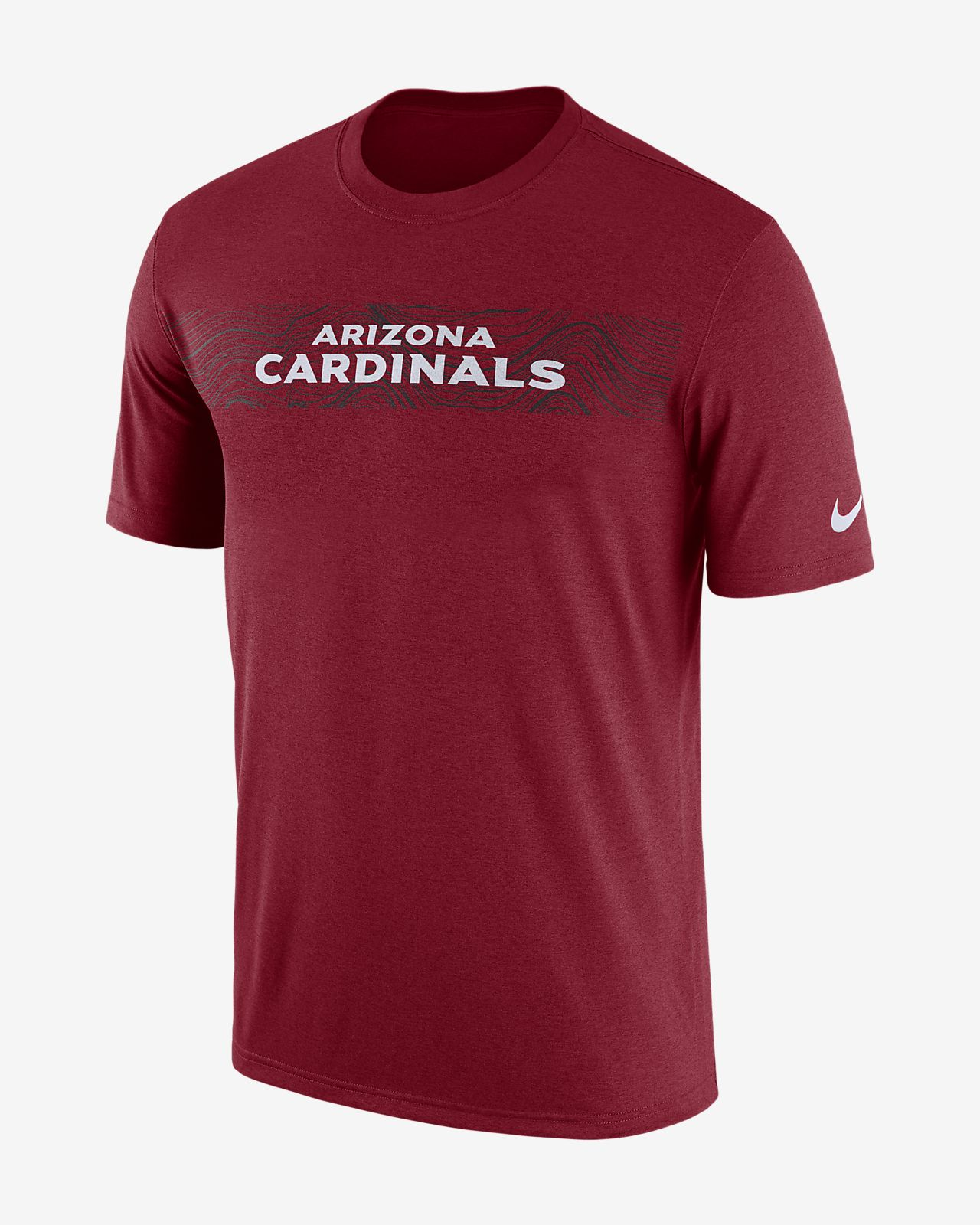 Playera para hombre Nike Dri-FIT Legend Seismic (NFL Cardinals)
