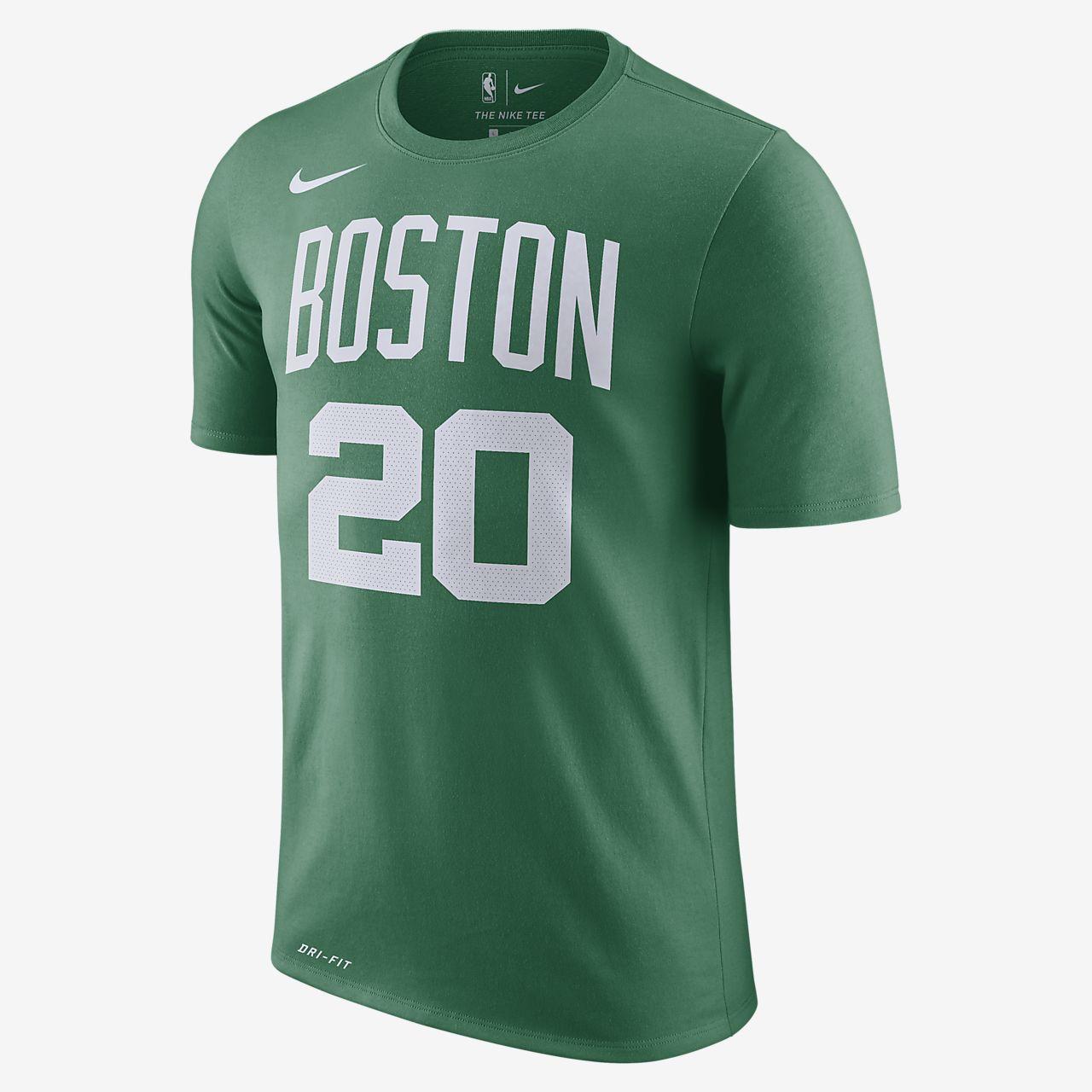 Gordon Hayward Boston Celtics Nike Dri-FIT Men s NBA T-Shirt. Nike.com 8f986df55