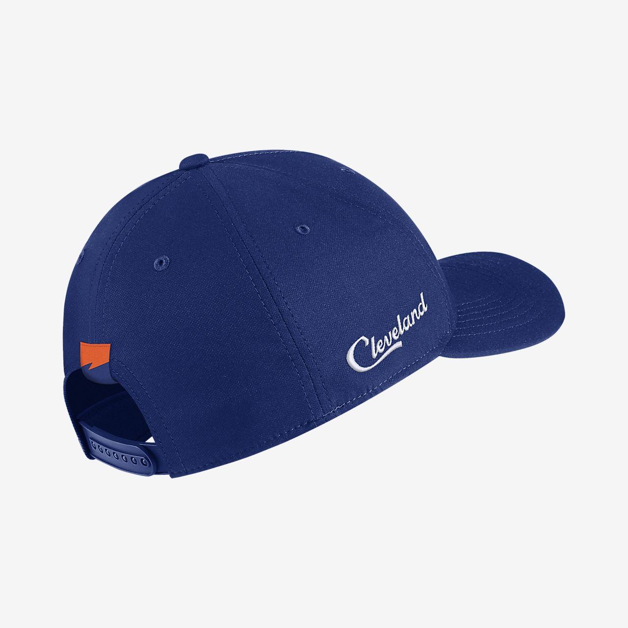 0e279ed269128 Cleveland Cavaliers City Edition Nike AeroBill Classic99 NBA Hat ...