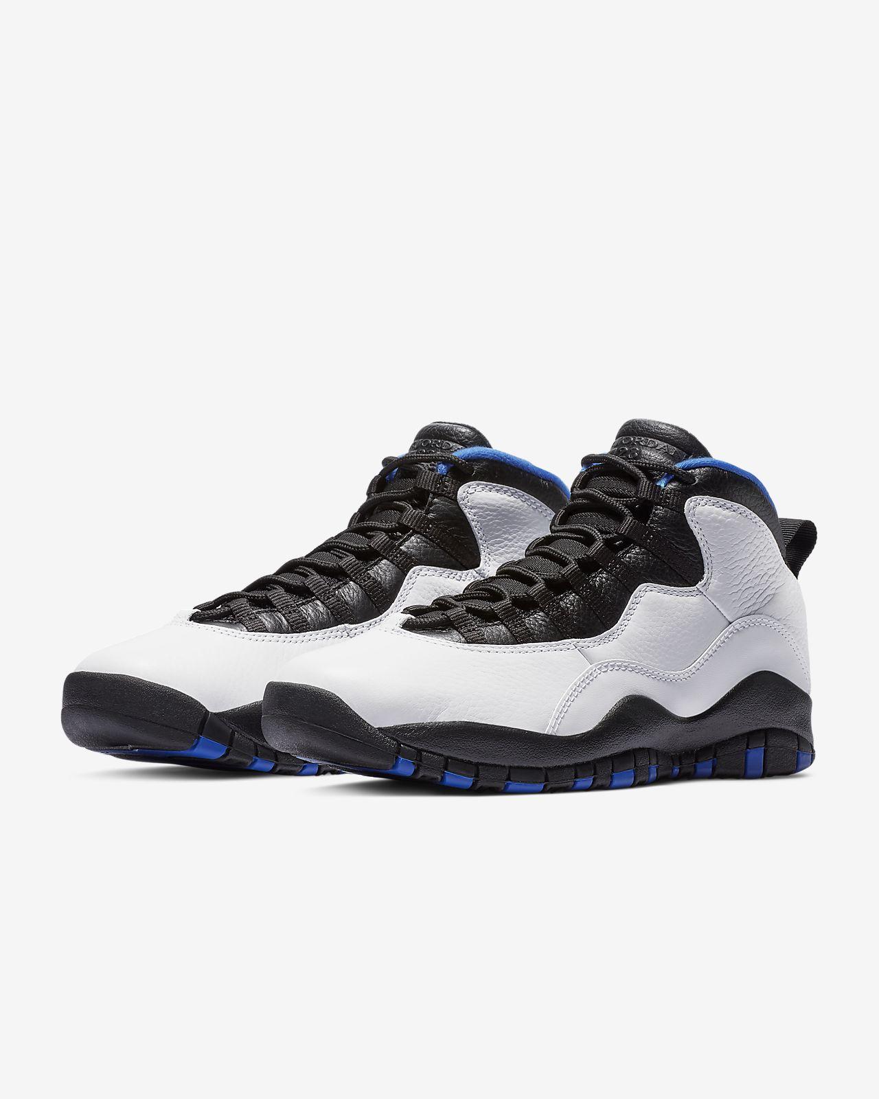927bce58ac8a48 Air Jordan 10 Retro Men s Shoe. Nike.com DK