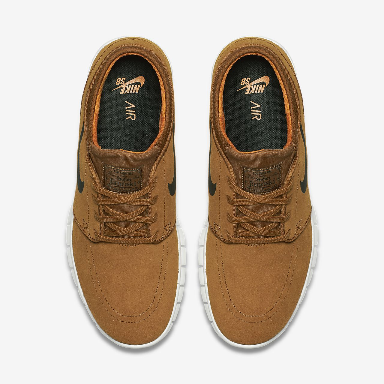 buy popular 283a4 810ad ... Nike SB Stefan Janoski Max L Men s Skateboarding Shoe