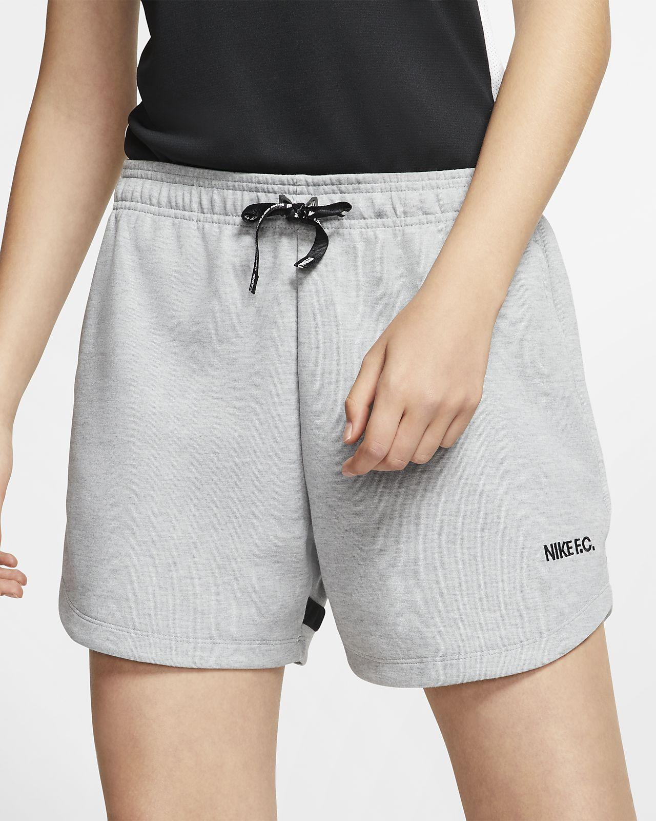 Short de football Nike F.C. Dri-FIT pour Femme