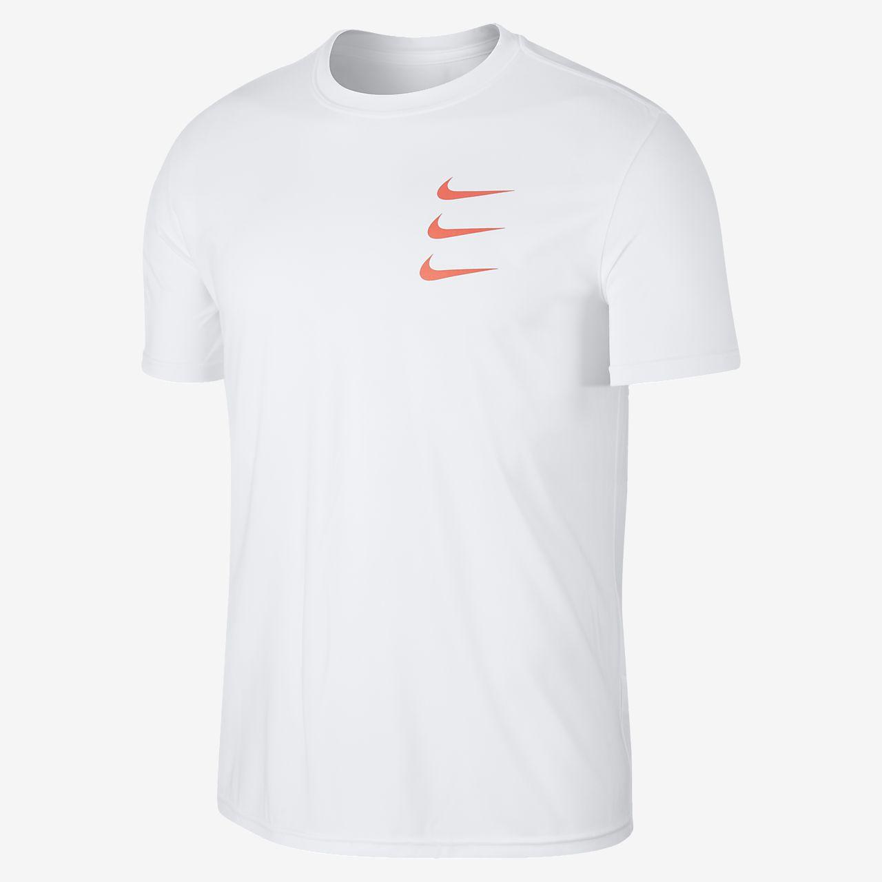Ανδρικό T-Shirt για τρέξιμο Nike Dri-FIT (London)