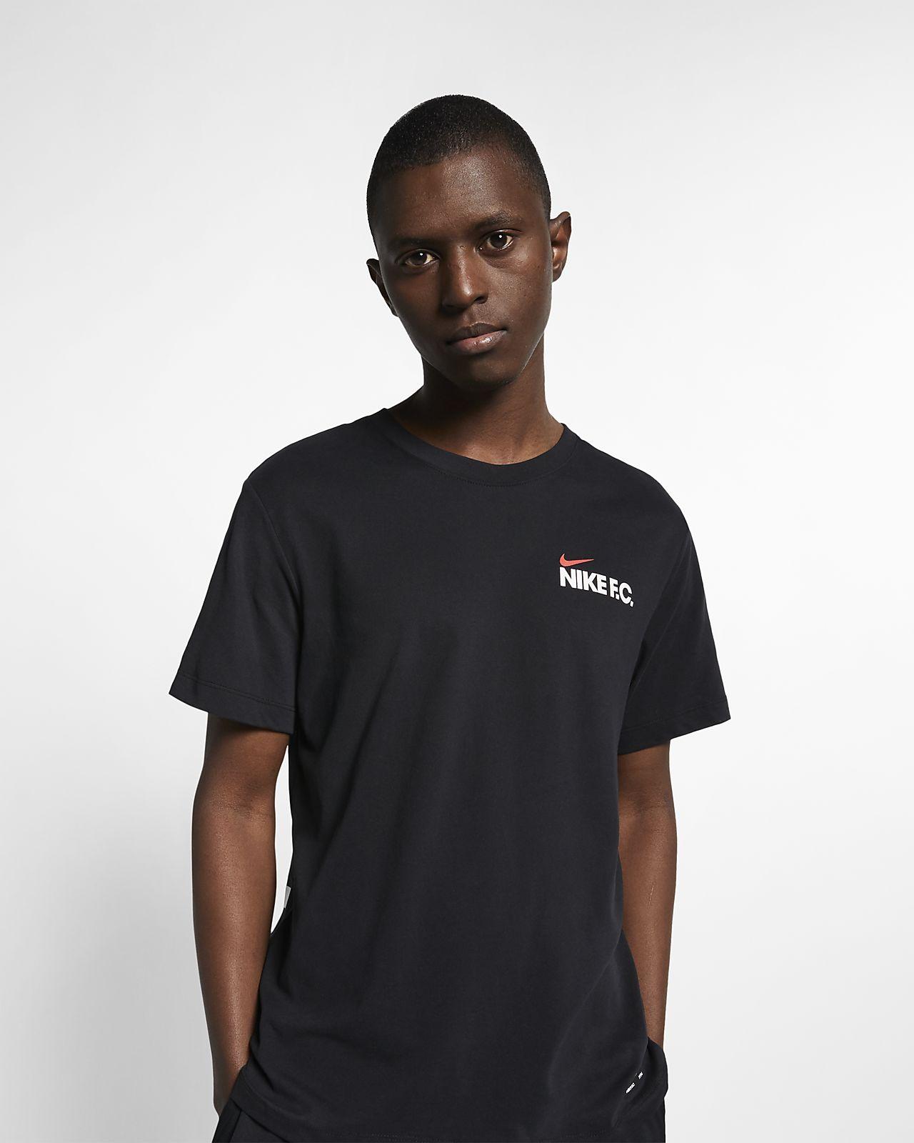 Ανδρικό ποδοσφαιρικό T-Shirt Nike F.C. Dri-FIT