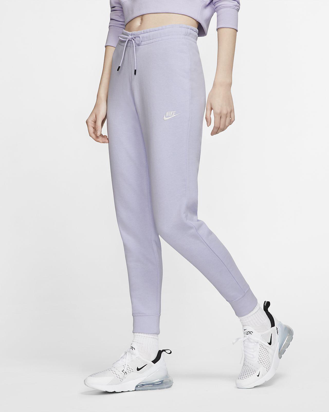 Pantaloni in fleece Nike Sportswear Essential Donna