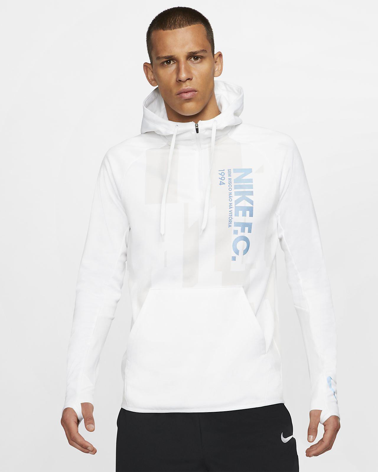 Nike F.C. Men's Pullover Hoodie