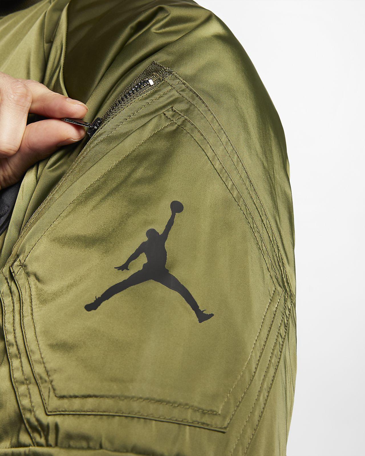 6ac083545cbf Jordan Sportswear Greatest J-1 Men s Jacket. Nike.com PT